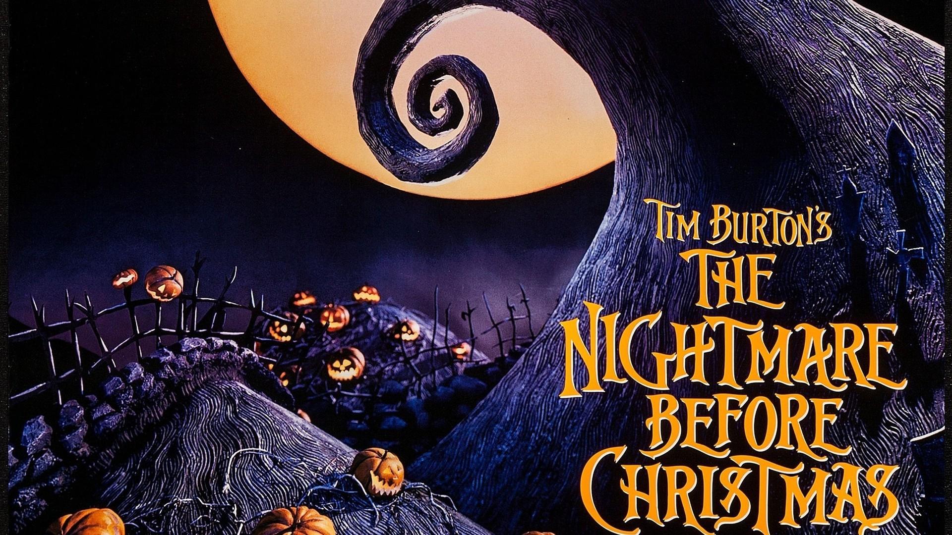 Nightmare Before Christmas Wallpaper HD ·① WallpaperTag