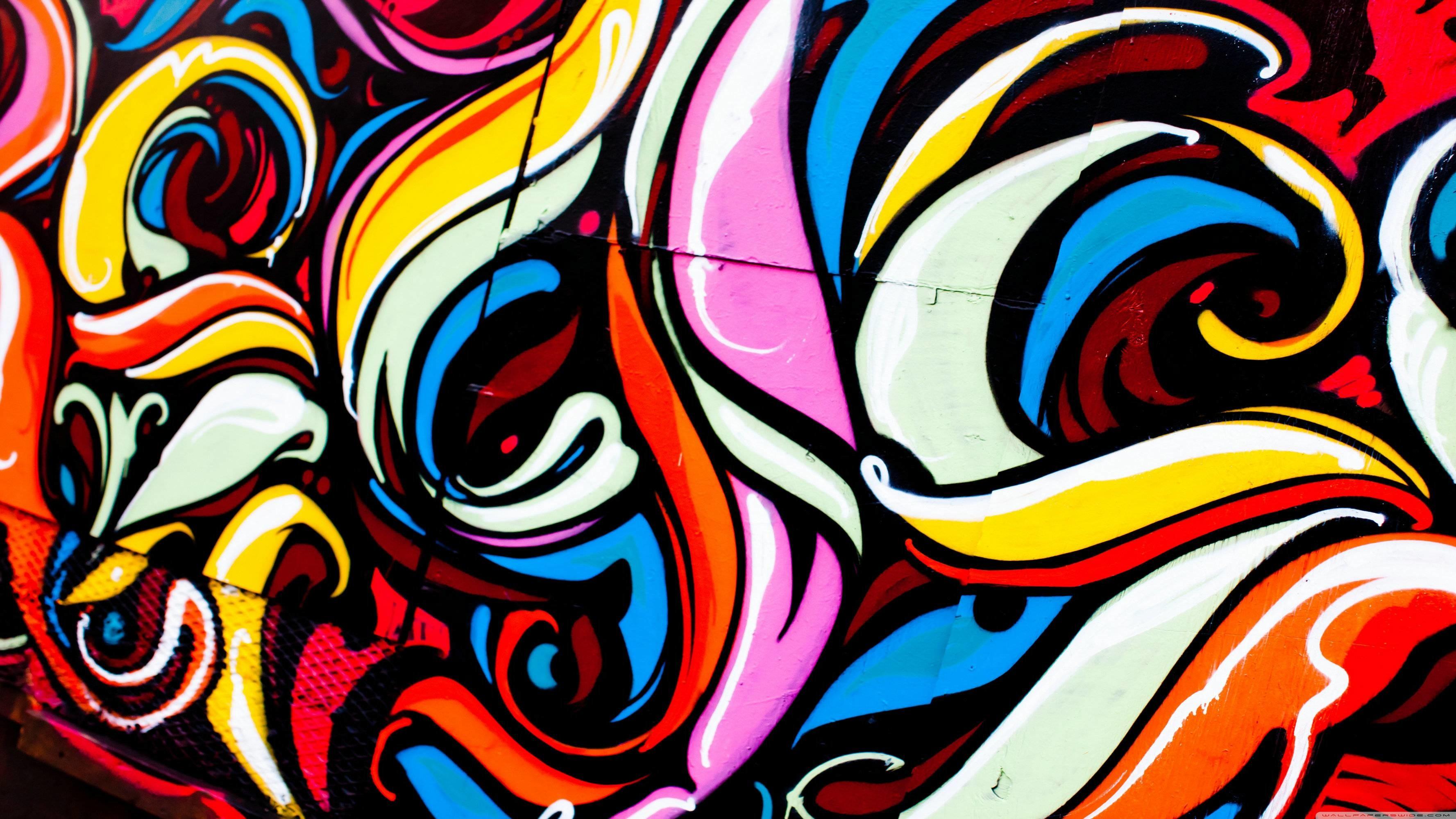 Graffiti Backgrounds For Desktop 1