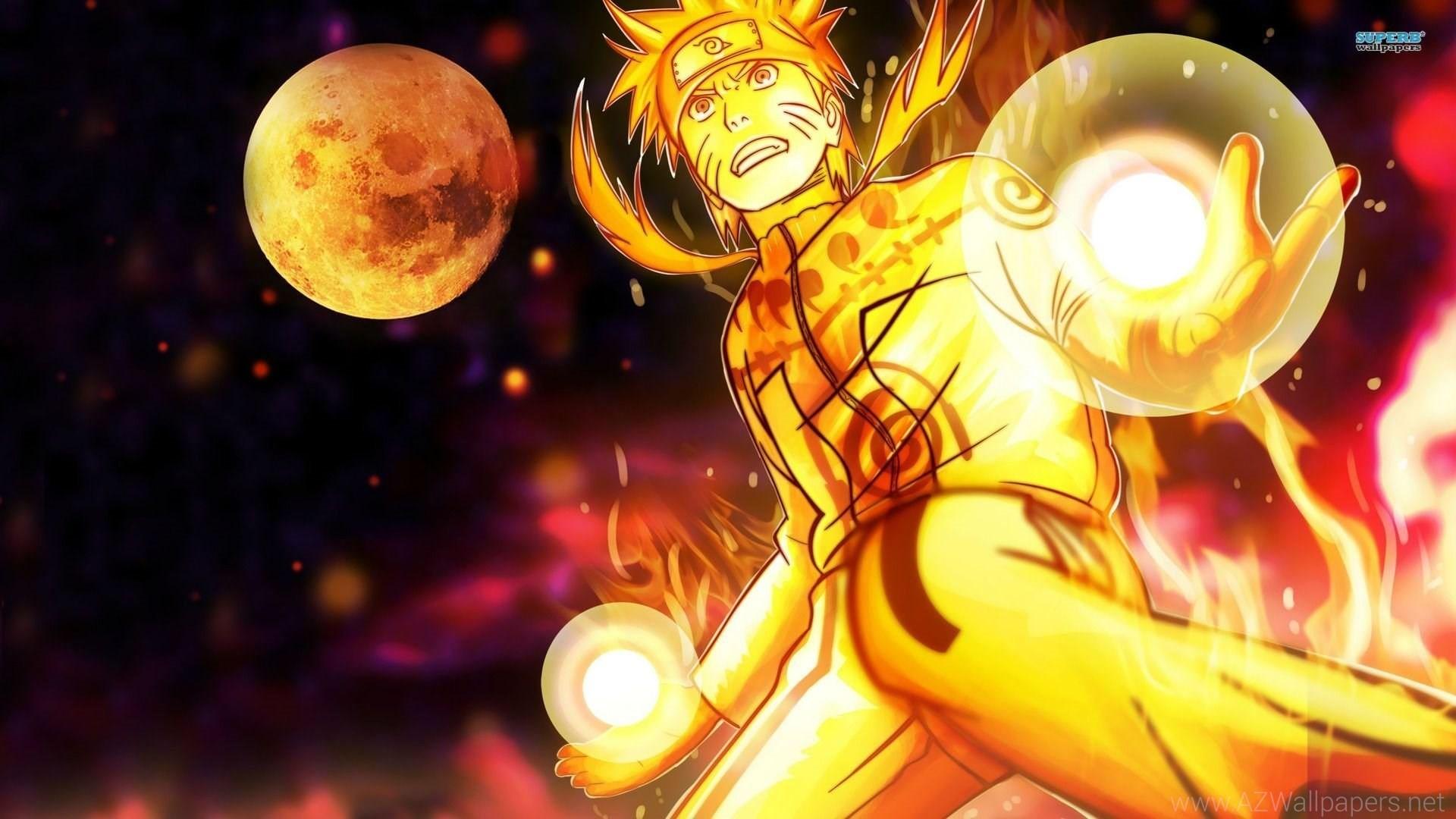 Naruto Nine Tailed Fox Wallpaper ·① WallpaperTag