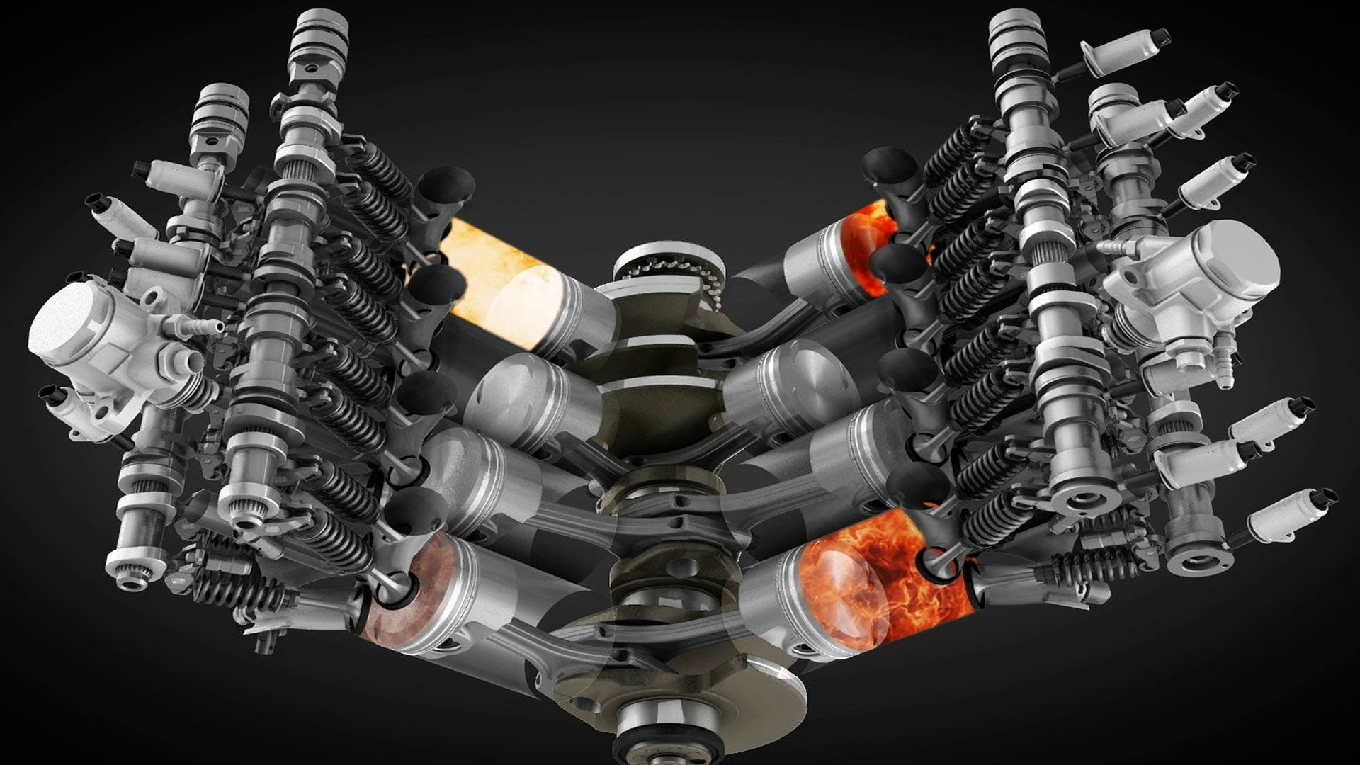 Engines wallpapers wallpapertag - Porsche engine wallpaper ...