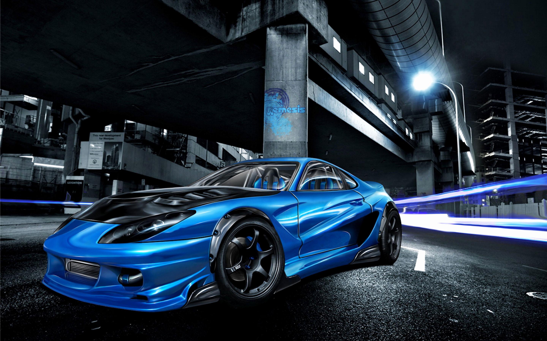 Street Race Cars Wallpapers ·①