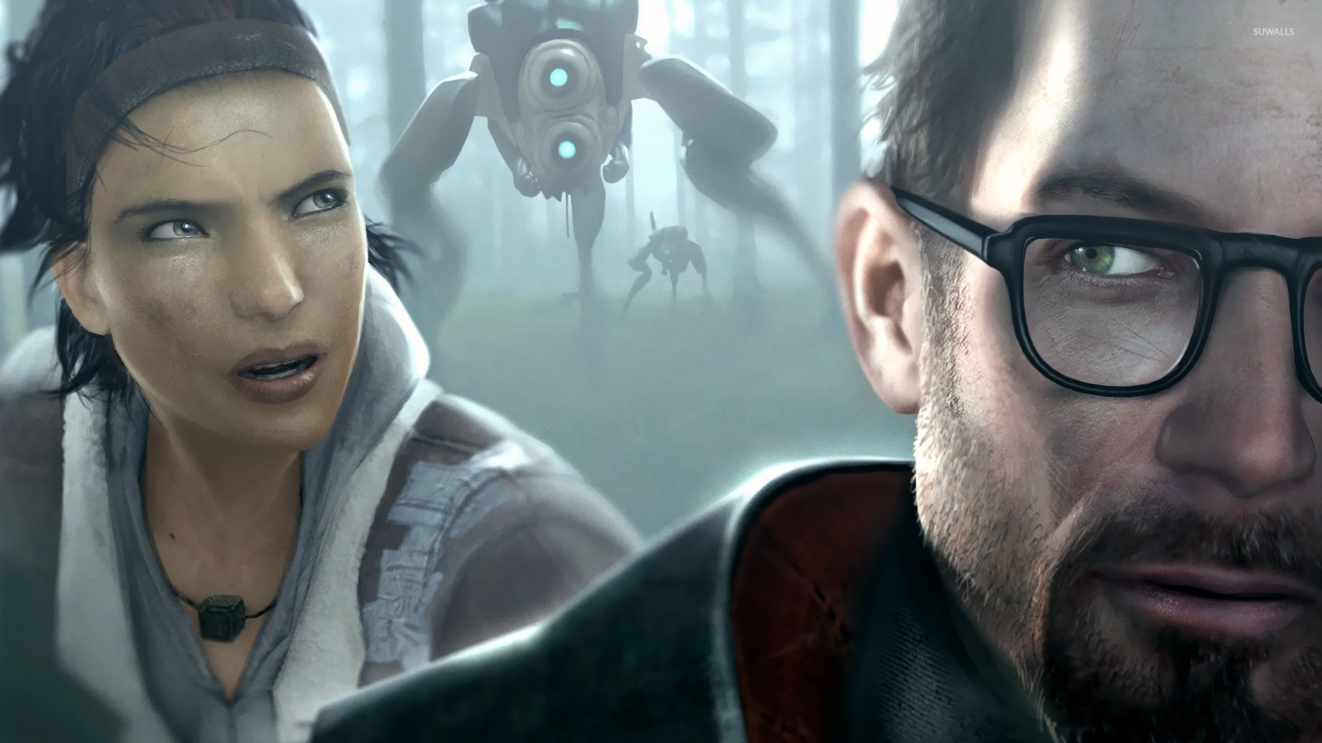 Half Life 2 Wallpaper Download Free Beautiful Full Hd