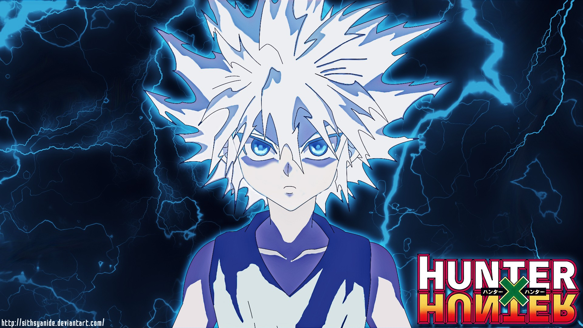 Killua Wallpaper Download Free Cool Full Hd Wallpapers For