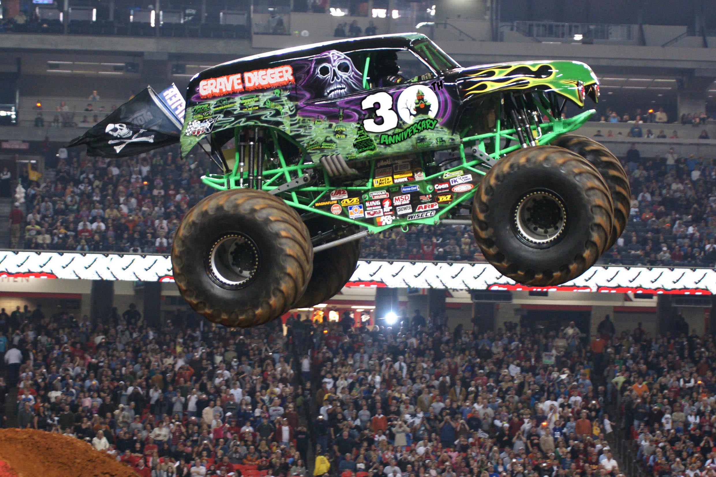 Monster Truck Wallpaper Desktop Background