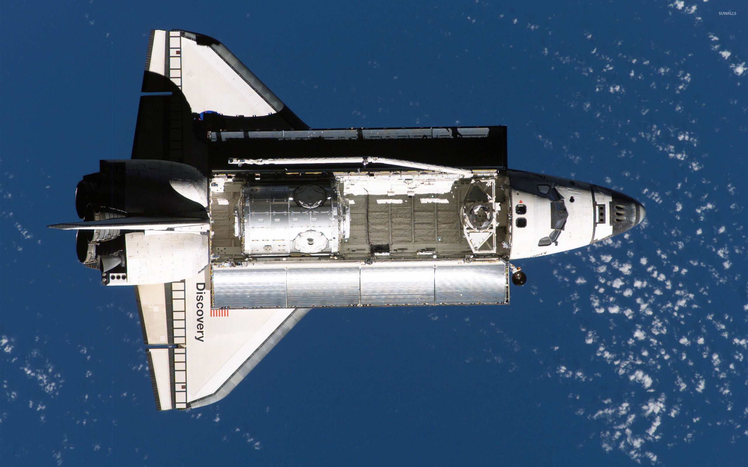 space shuttle discovery - HD2560×1600