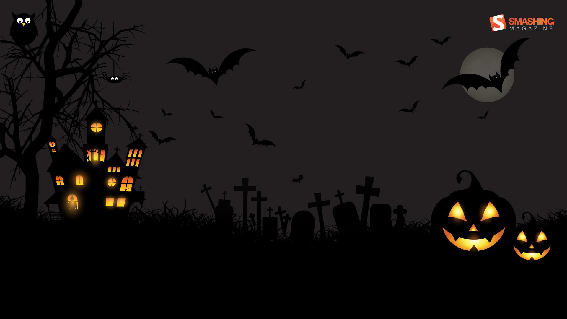 Scary desktop wallpaper wallpapertag - Scary halloween wallpaper ...