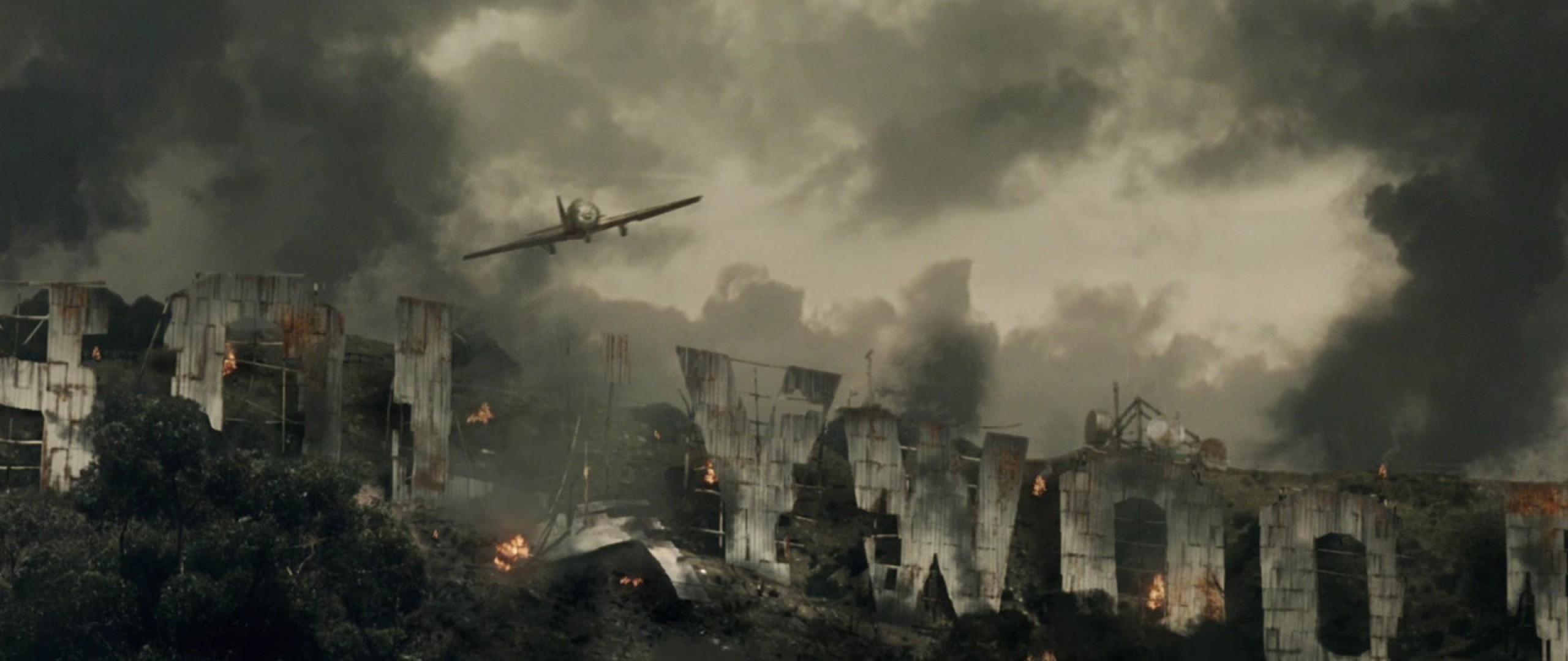 fire apocalypse background - photo #25