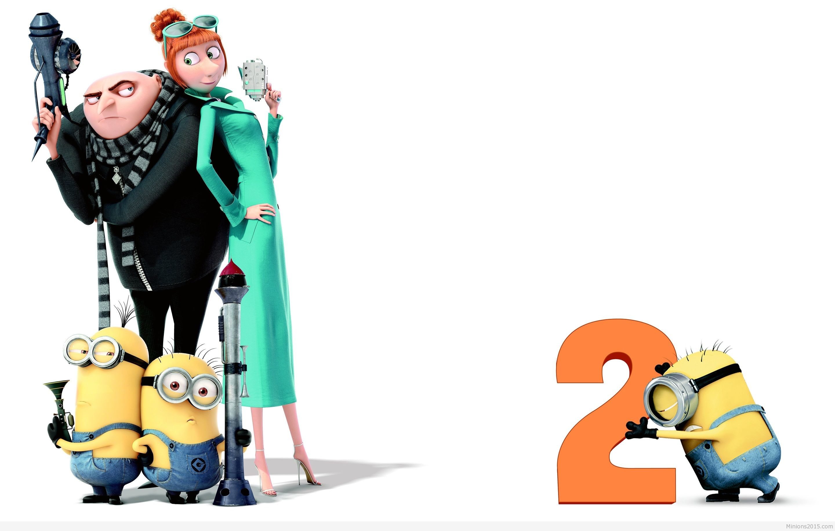 despicable me wallpaper minions 64 images - HD 1920×1080