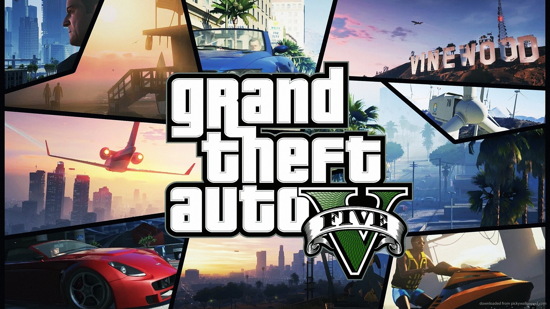 Gta 5 Background Download Free Cool Full Hd Backgrounds For