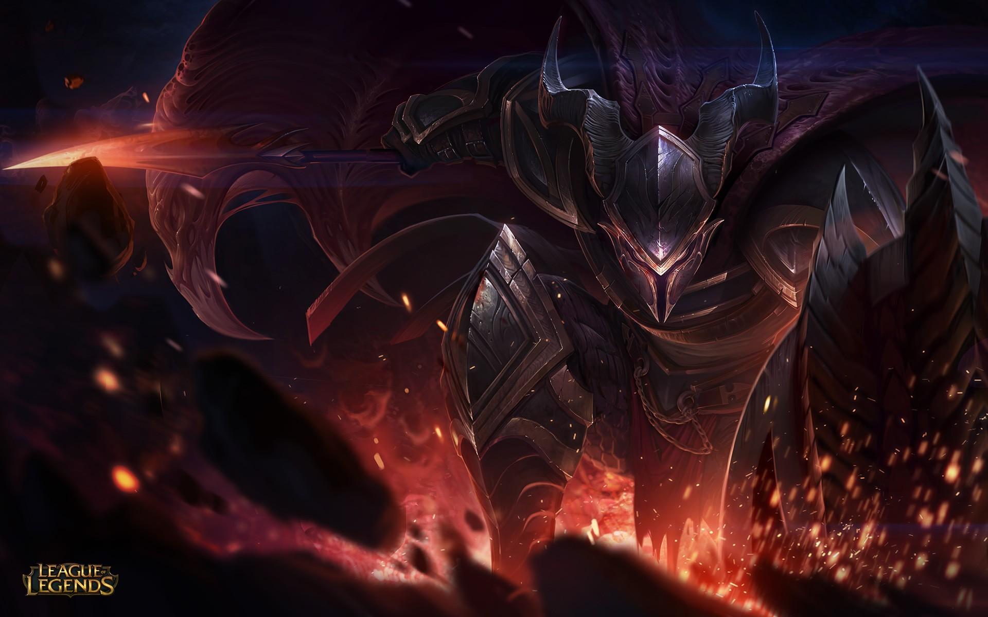 League of Legends Wallpaper x ID