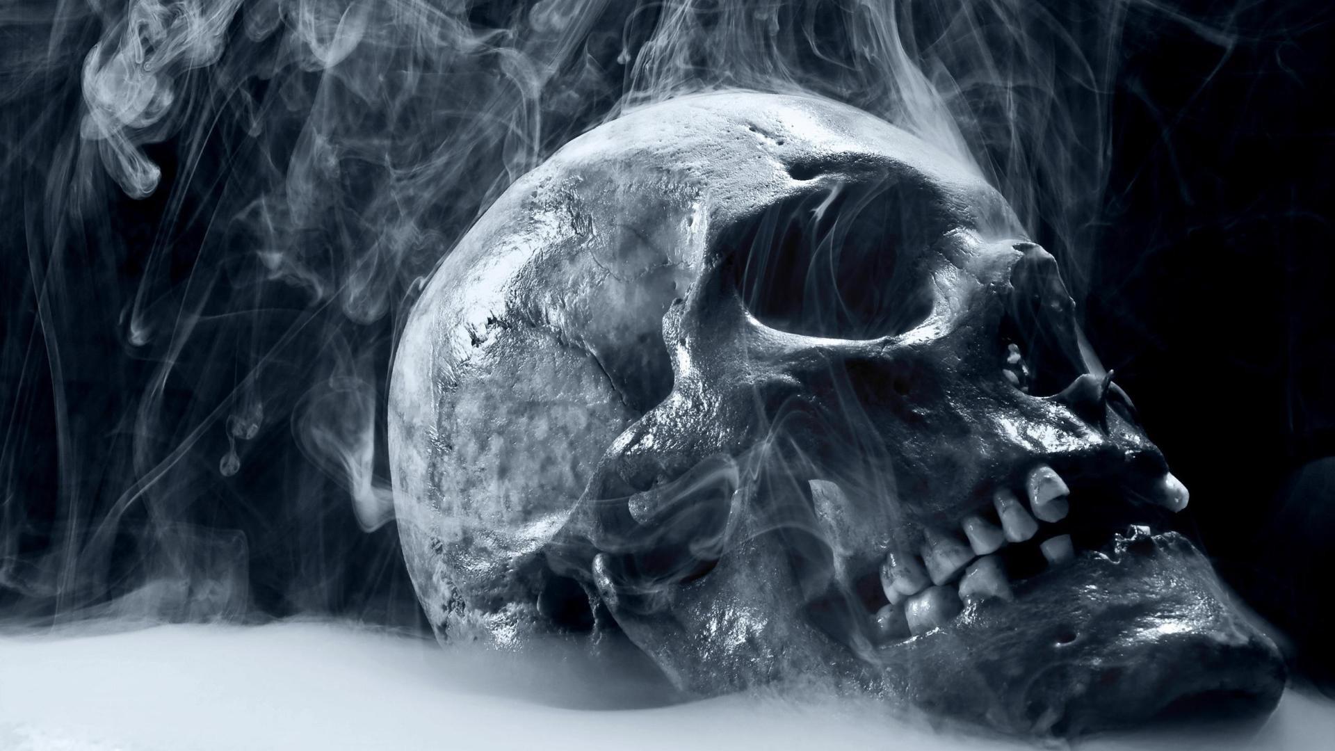 Skull Wallpapers for Desktop ·① WallpaperTag