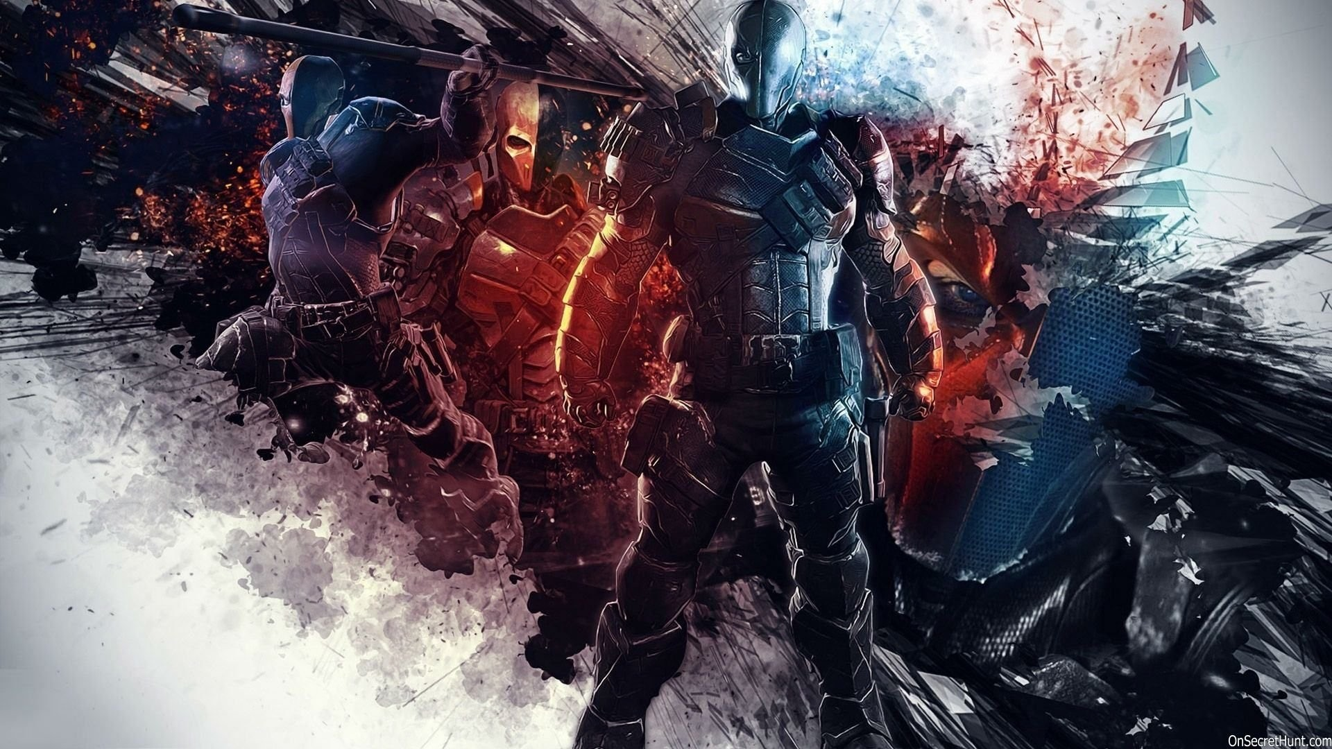 Deathstroke Wallpaper 183 ① Download Free Awesome Full Hd Wallpapers For Desktop Computers And