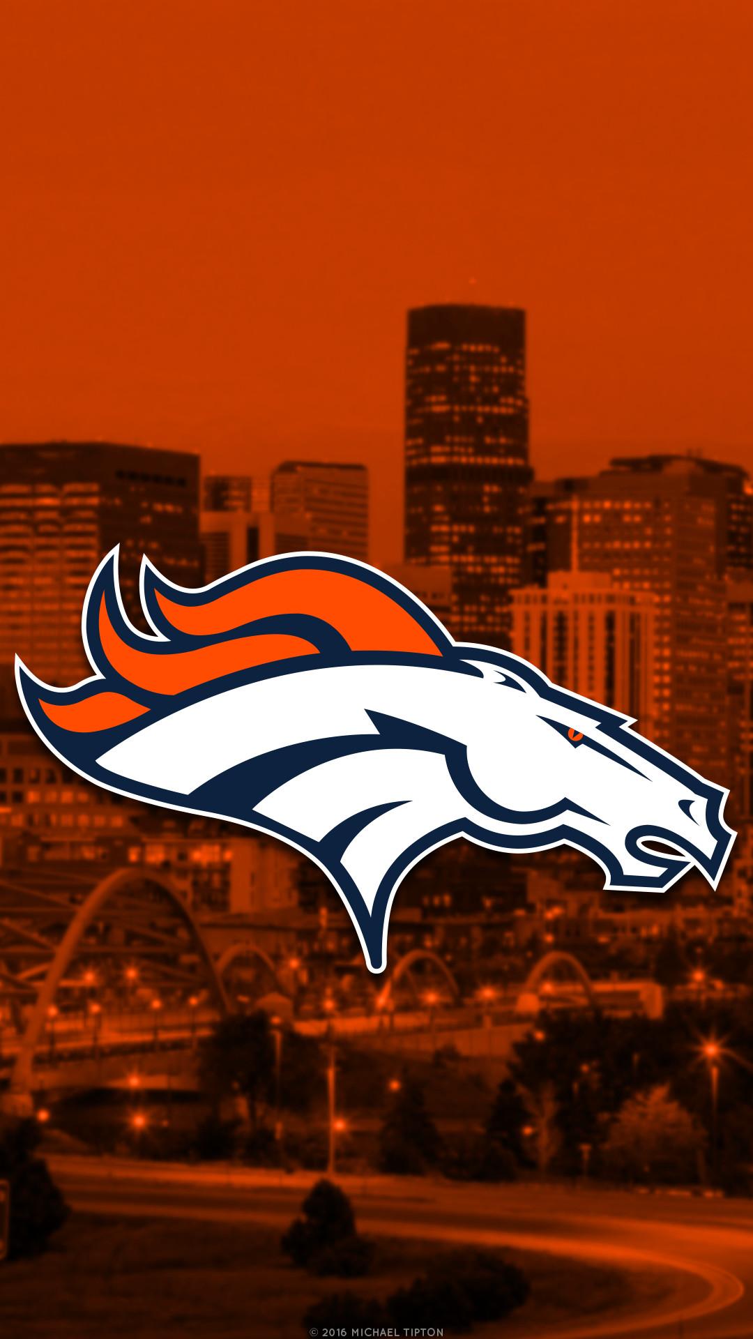 Denver Broncos Backgrounds ·① WallpaperTag