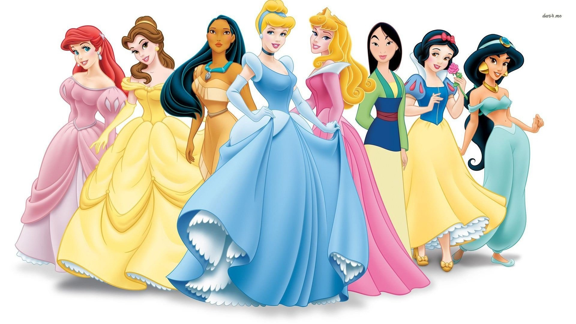 Disney Princesses Wallpaper ·① WallpaperTag