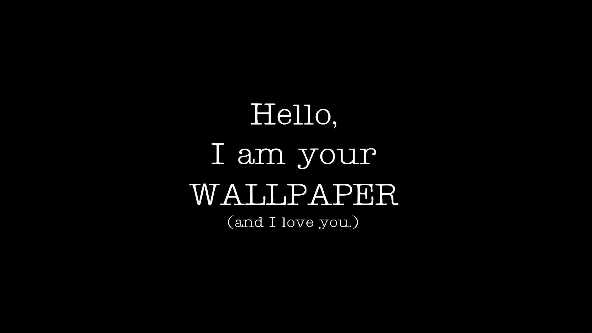 Words Desktop Wallpaper Wallpapertag