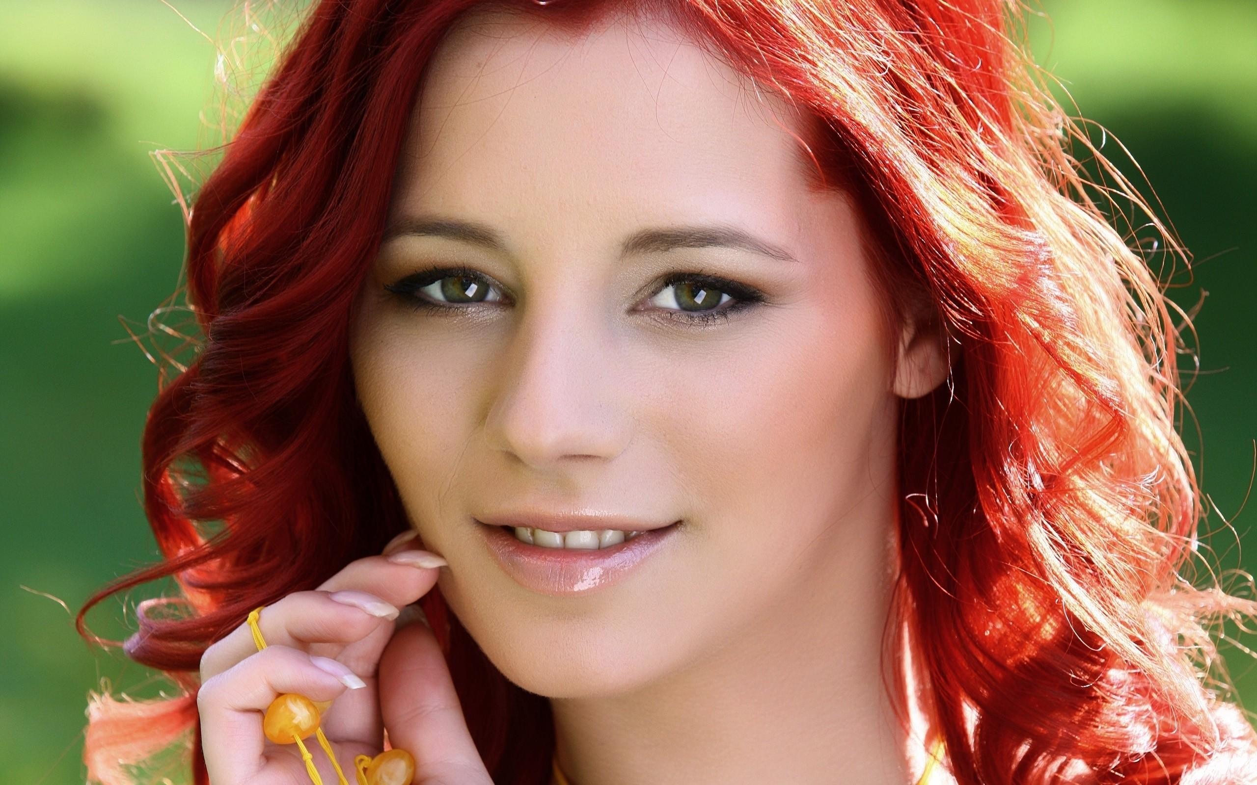 Redhead Ariel Aka Piper Fawn
