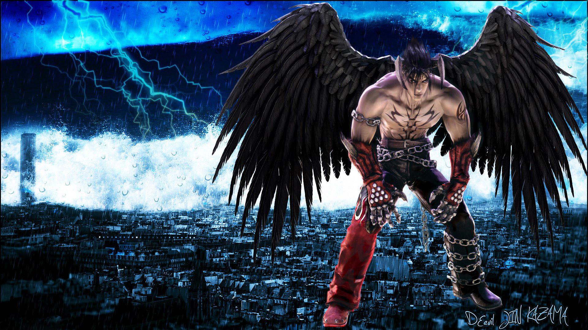 Tekken 6 Devil Jin Wallpaper