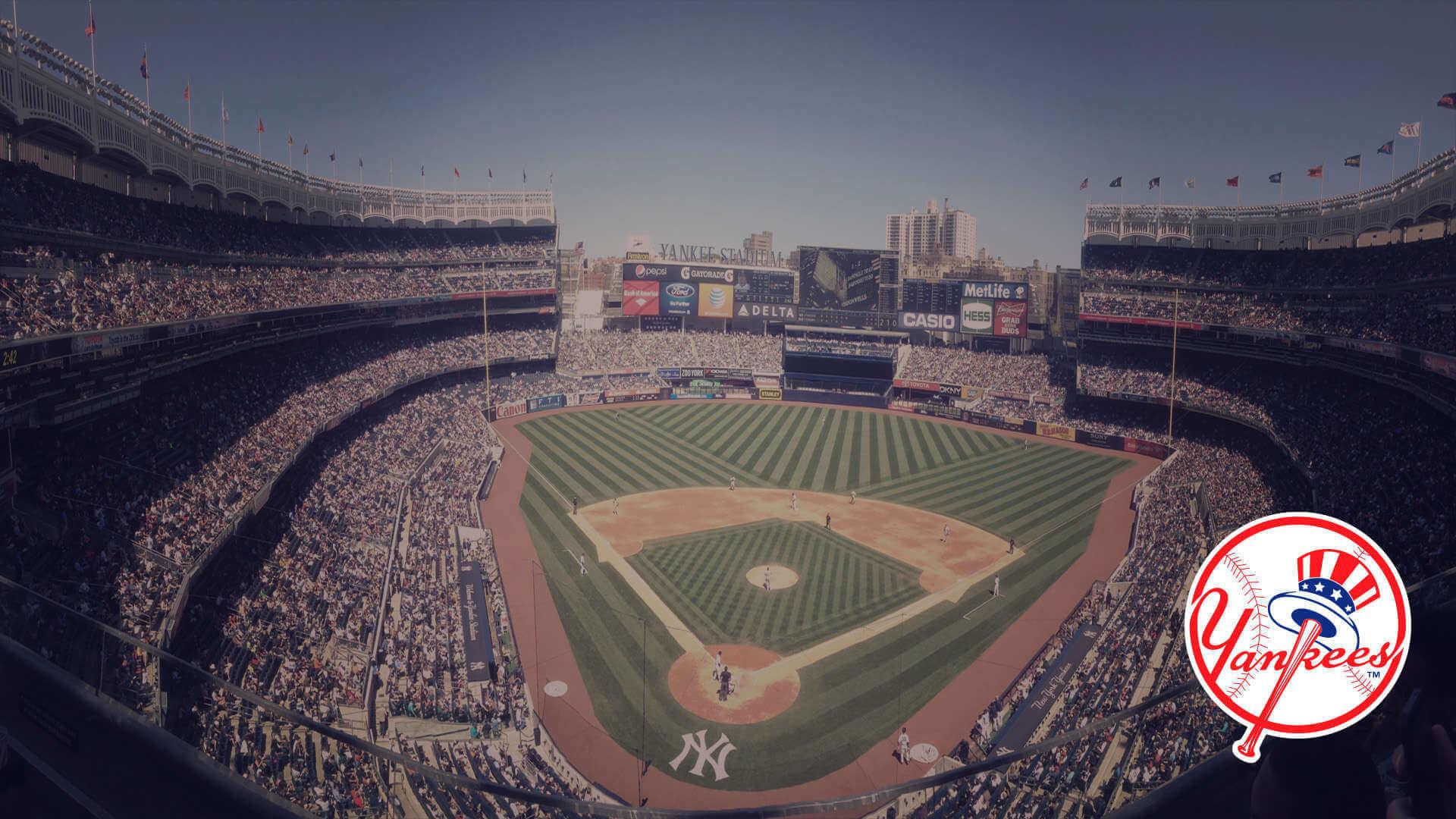 Ny Yankees Wallpaper Wallpapertag
