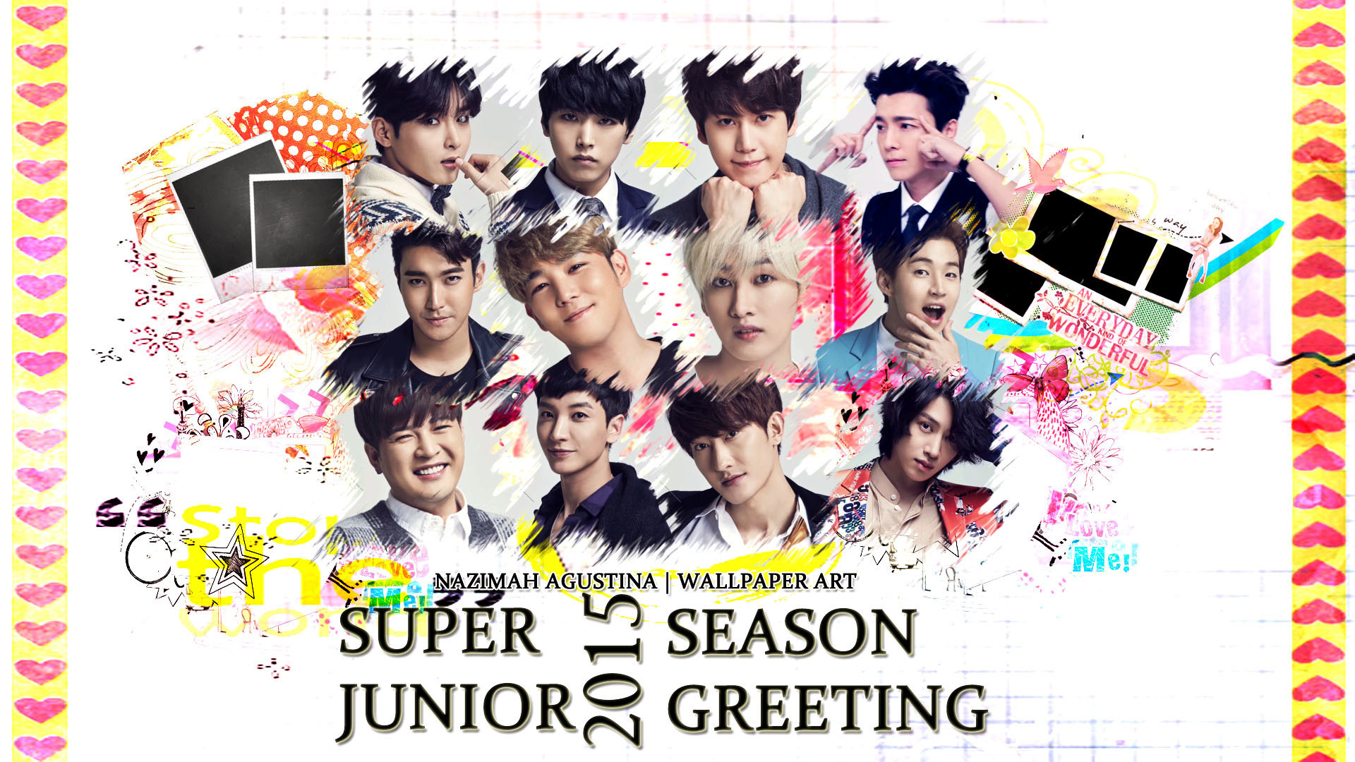 Super junior 2018 wallpaper choi m4hsunfo