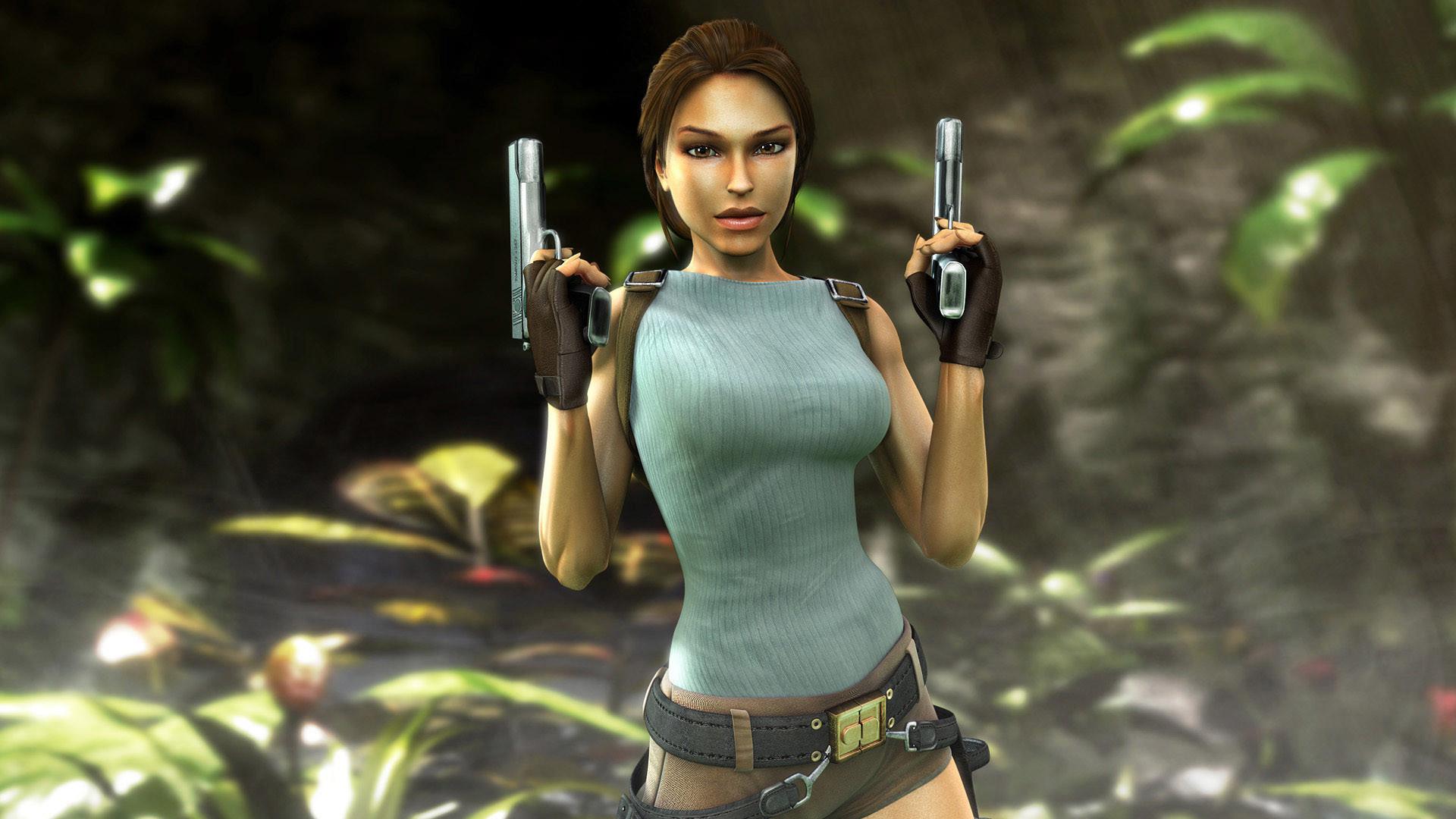 Tomb Raider 2018 HD Wallpaper ·①