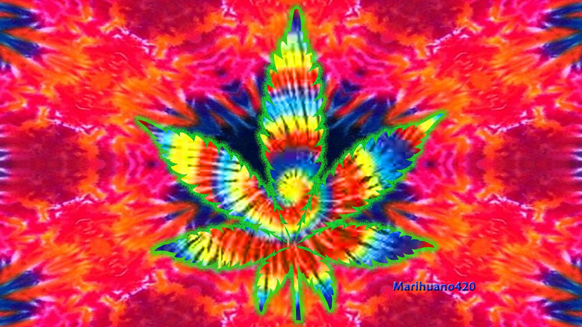 Trippy marijuana background wallpapertag - Trippy backgrounds tumblr ...