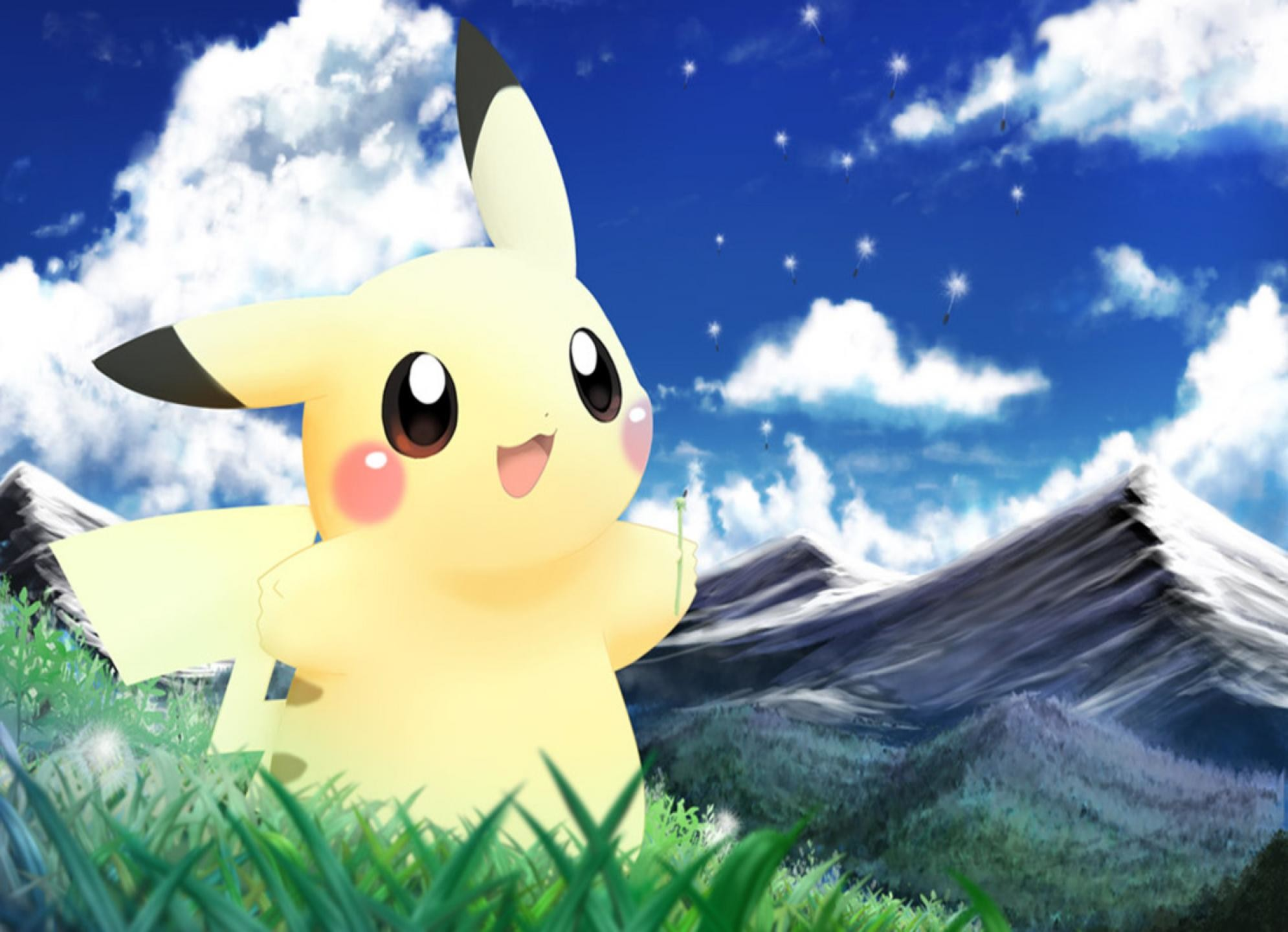 Cute pikachu wallpaper - Kawaii pikachu ...