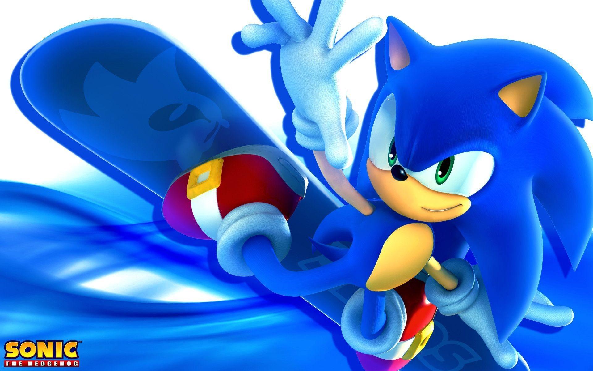 Sonic ...