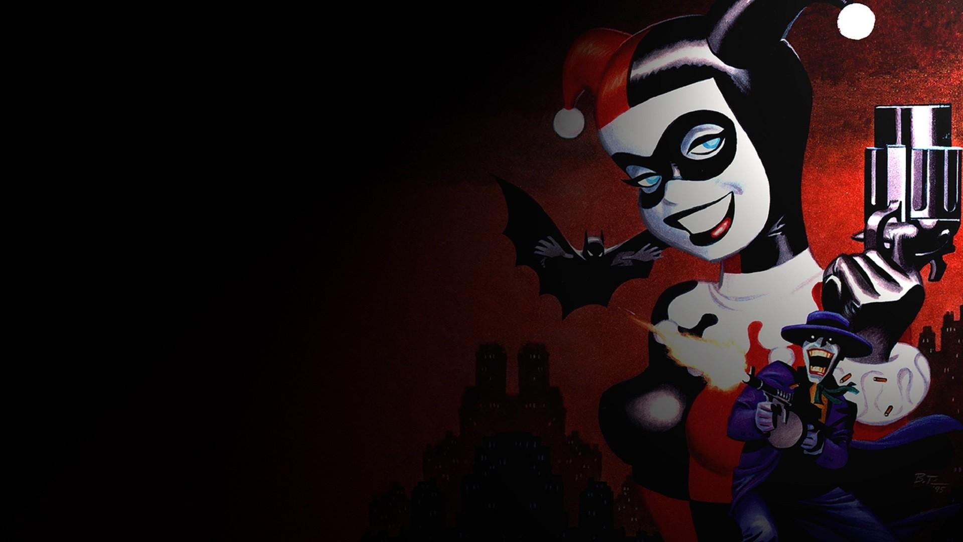 Entstehung Harley Quinn ist eine der wenigen BatmanFiguren die zuerst für die BatmanZeichentrickserie geschaffen wurden und erst nachträglich in die Batman