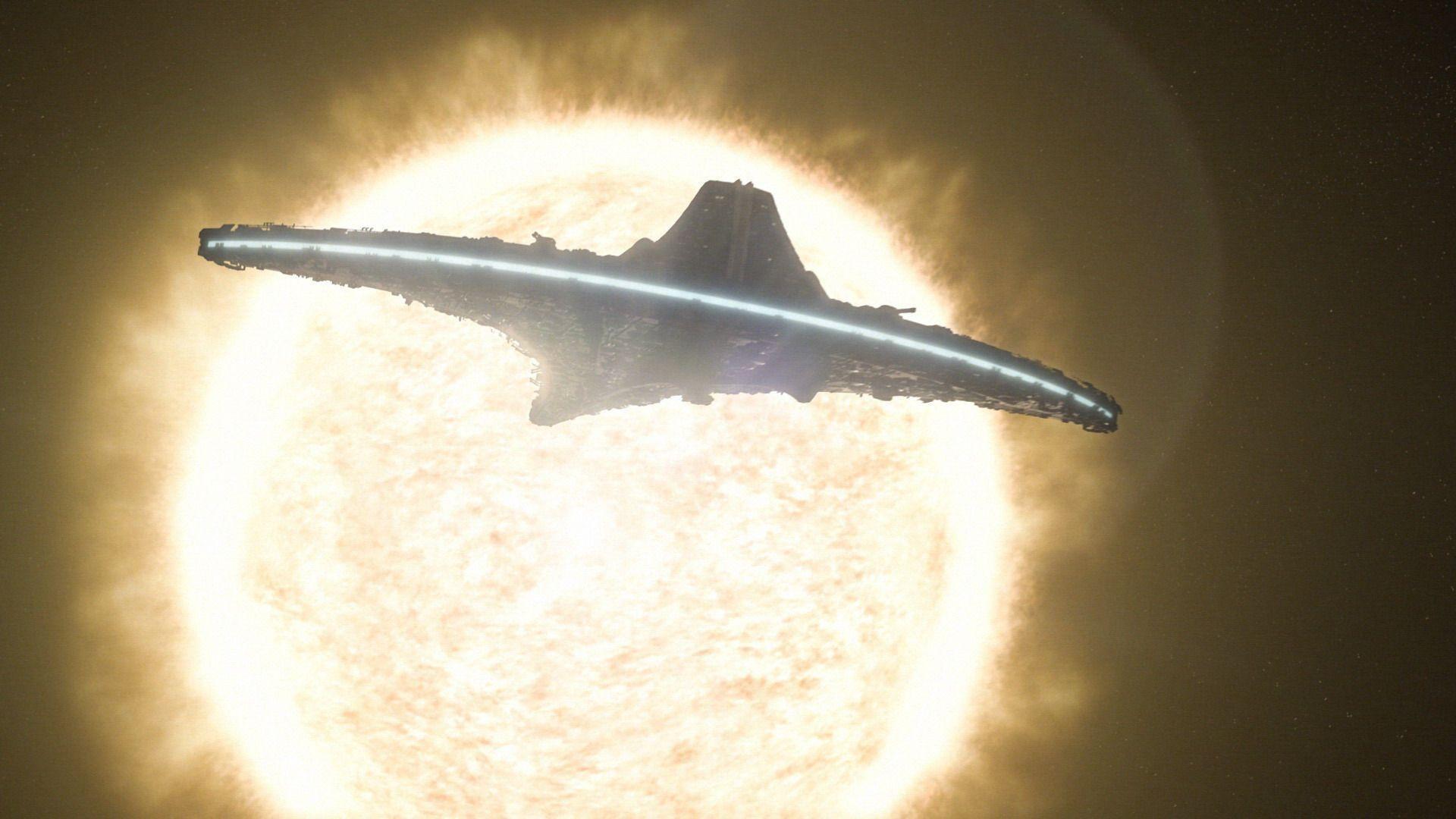 космический корабль НЛО  № 3970561 бесплатно