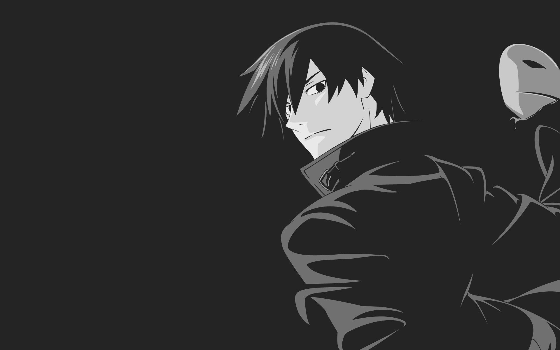 Darker Than Black Wallpaper Download Free Stunning Full Hd