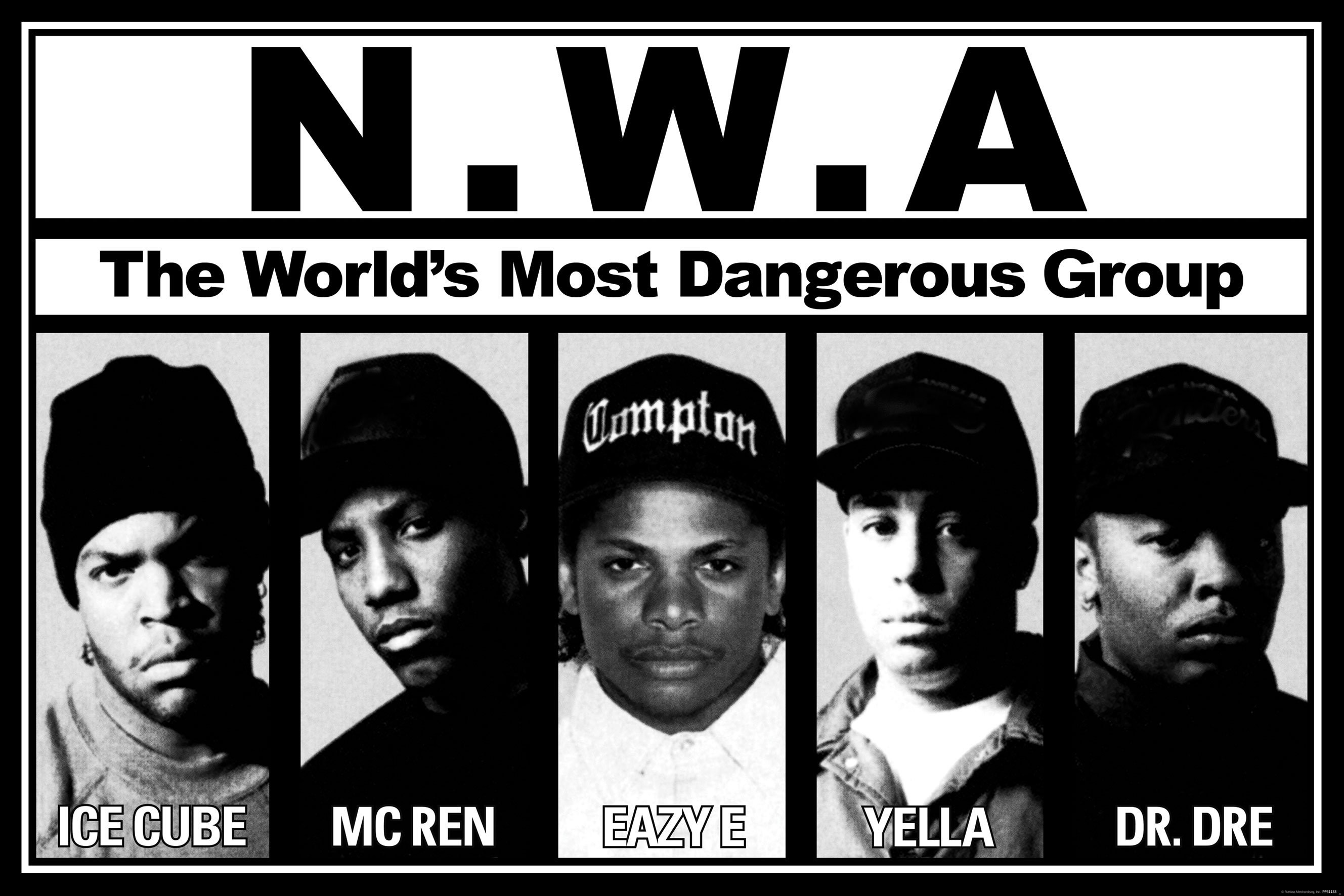 Straight Outta Compton Wallpapers 1