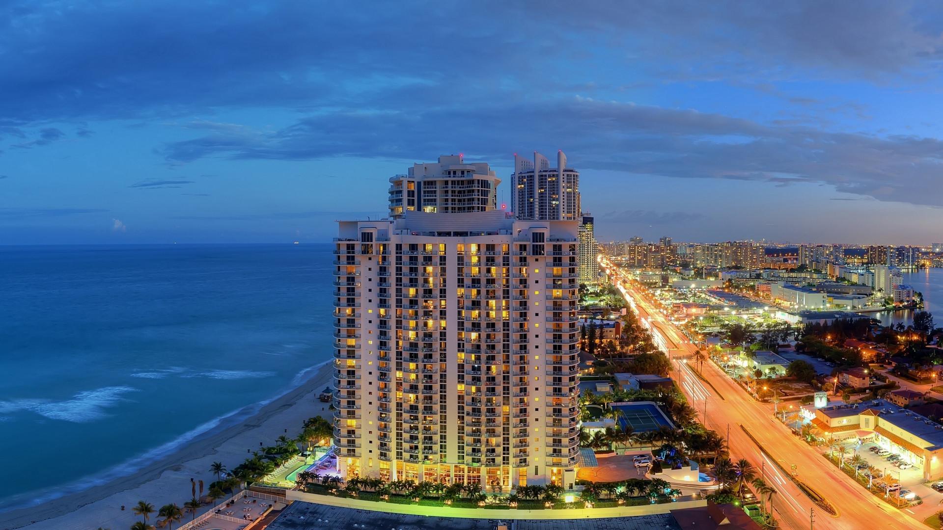 Miami Beach Wallpapers ·① WallpaperTag