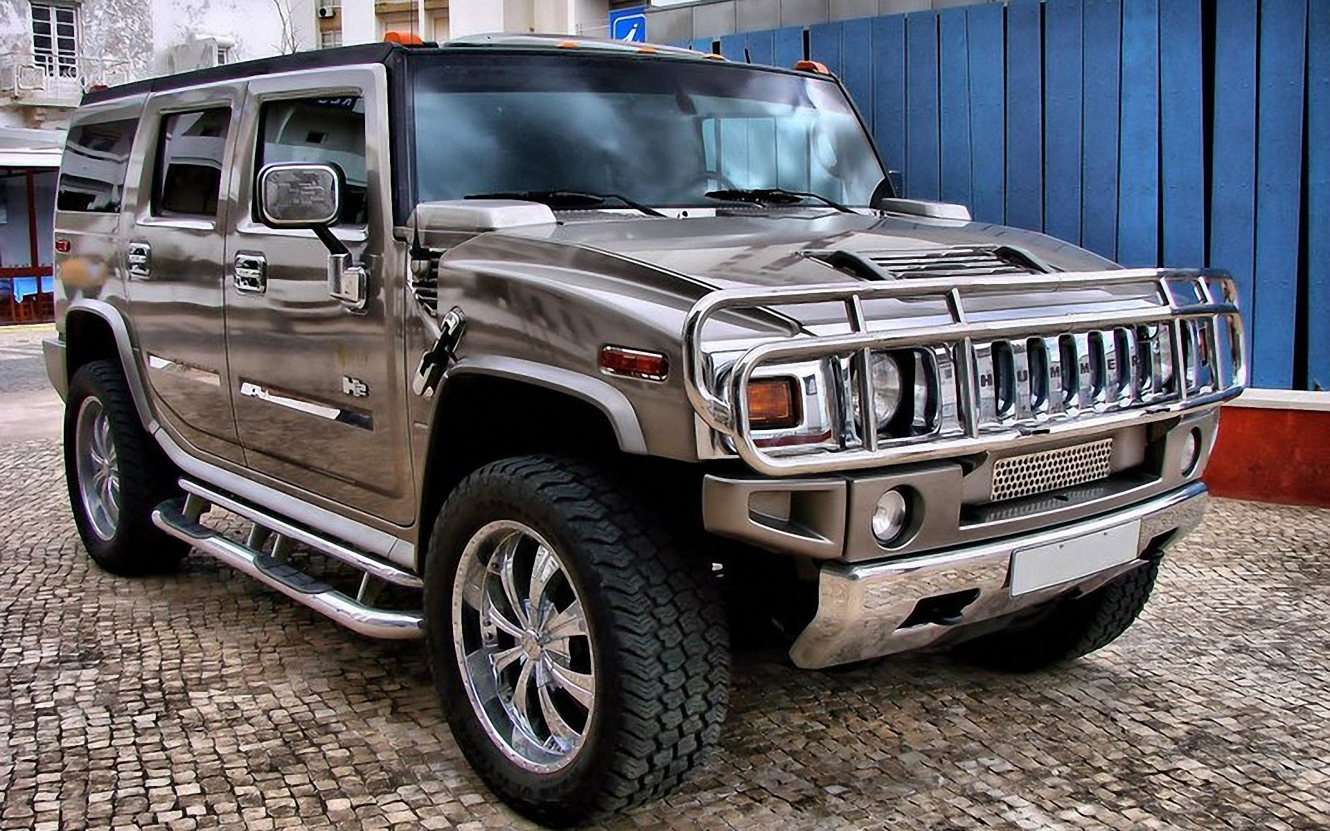 Hummer Car Wallpapers 2018 ·①