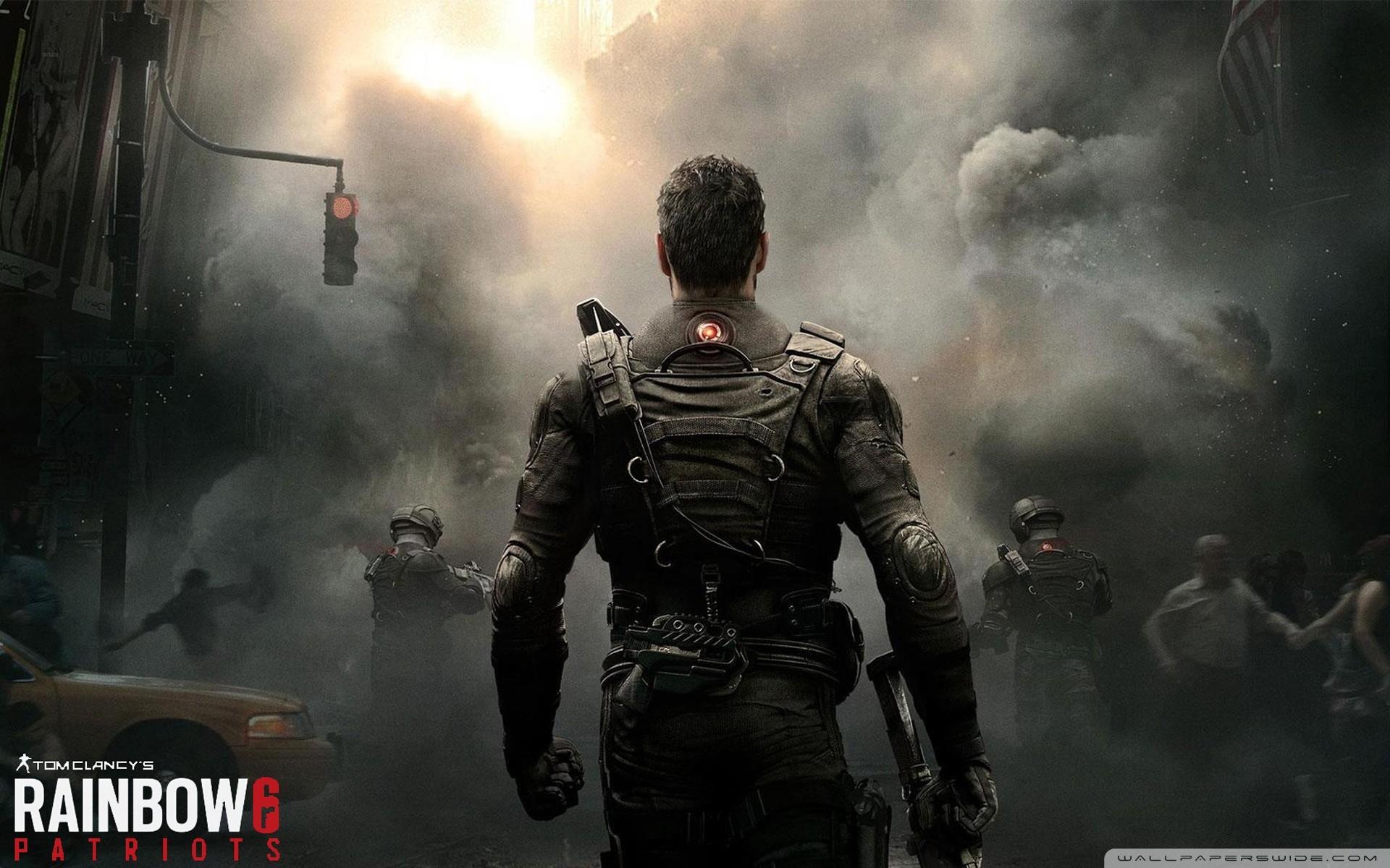 Soldier Video Games Rainbowsix Siege Digital Art Dark: Epic War Backgrounds ·① WallpaperTag