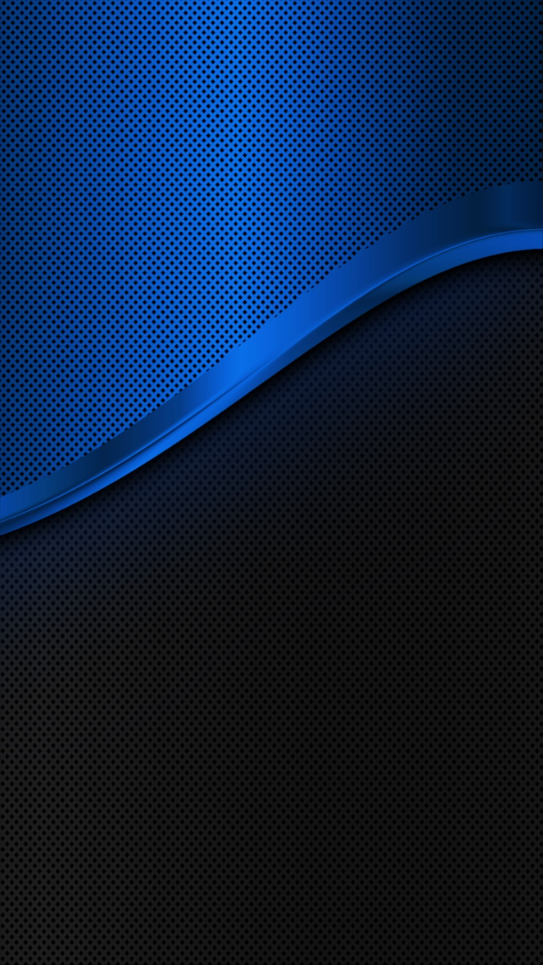 Android Blue Wallpaper 1