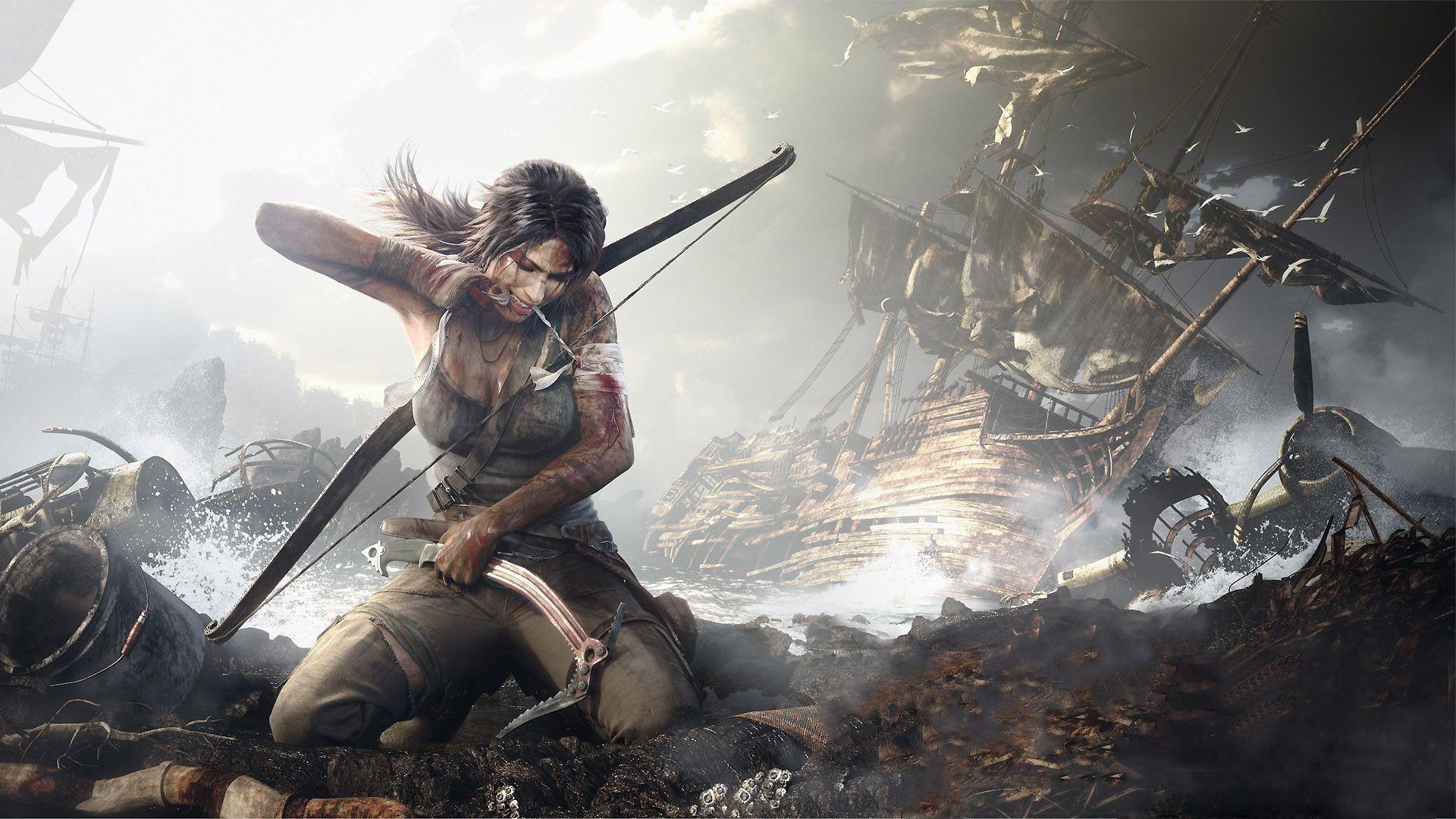 Tomb Raider 2017 Android Wallpaper Wallpapertag