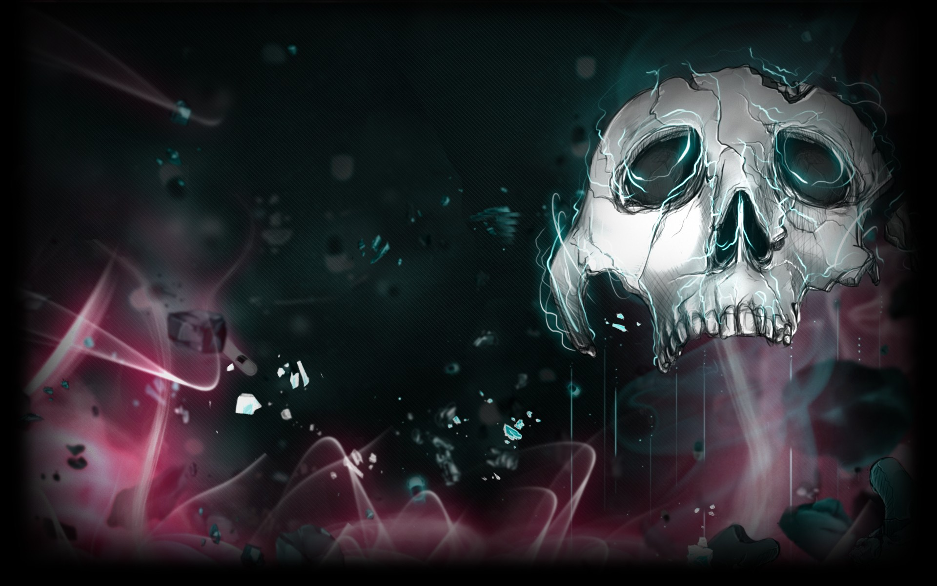 Skull Background 183 ① Download Free Awesome High Resolution