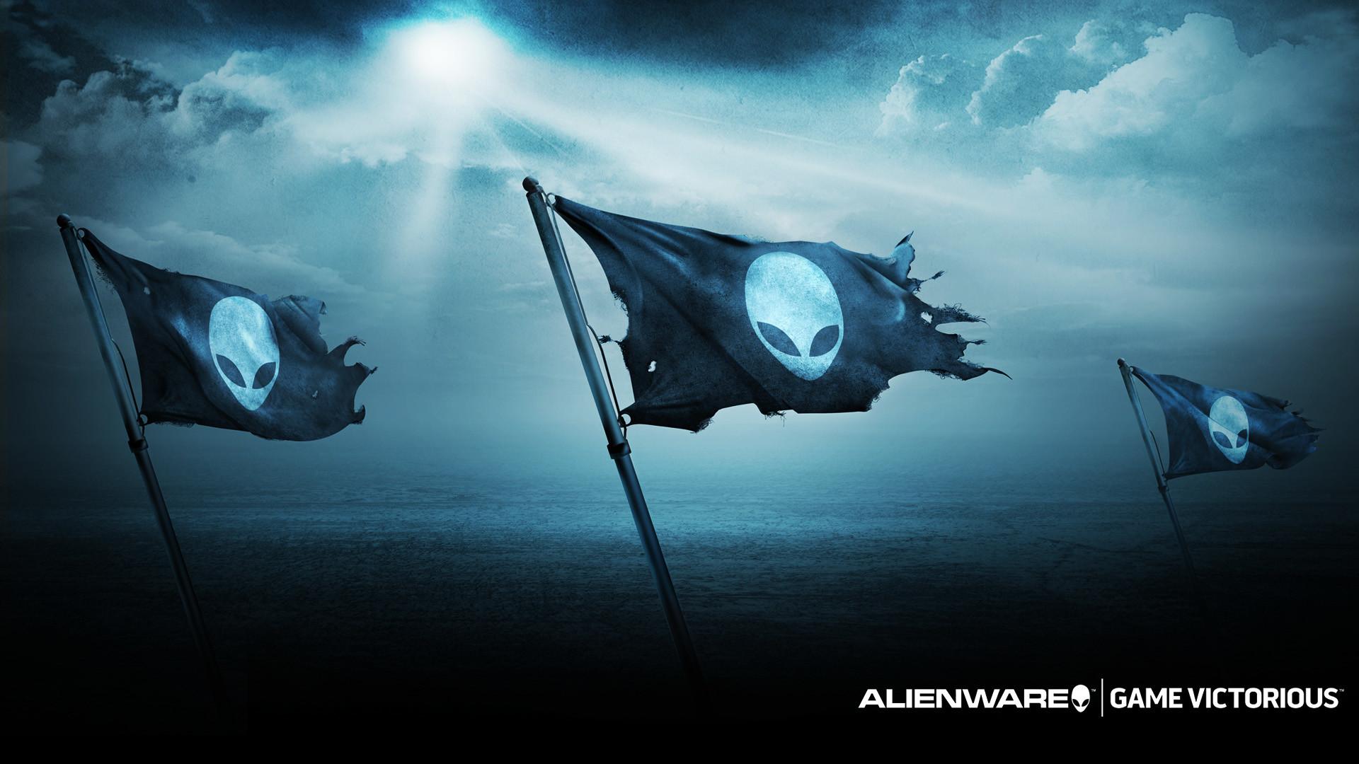 alienware ...