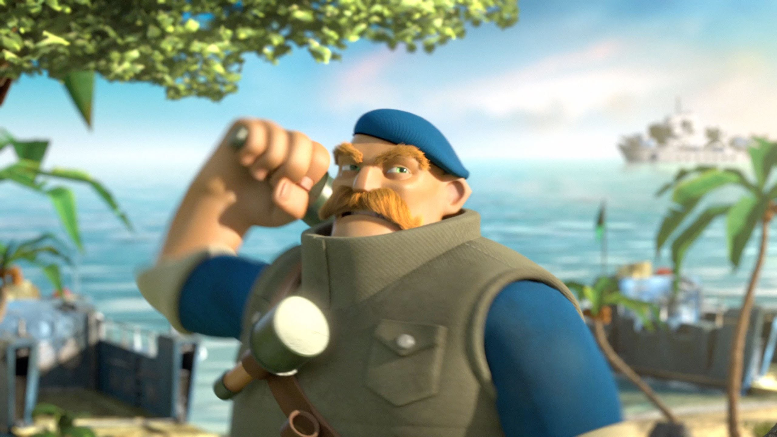 boom beach wallpapers ·①