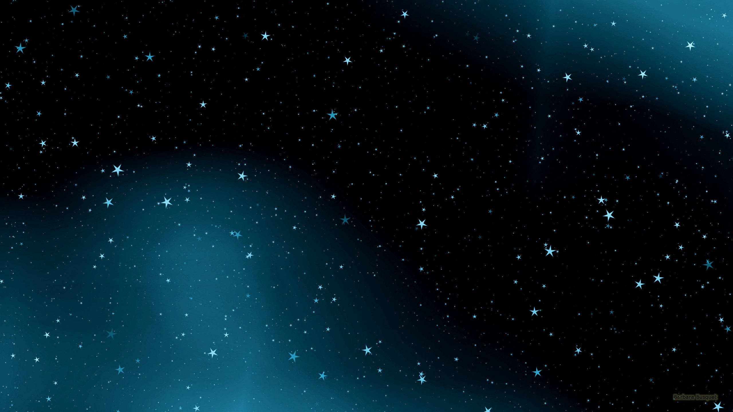 2560x1440 Black Blue Galaxy Wallpaper Download BBlue