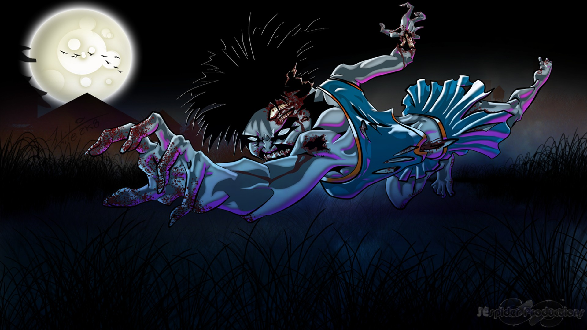 33+ Zombie Backgrounds ·① Download Free Beautiful High
