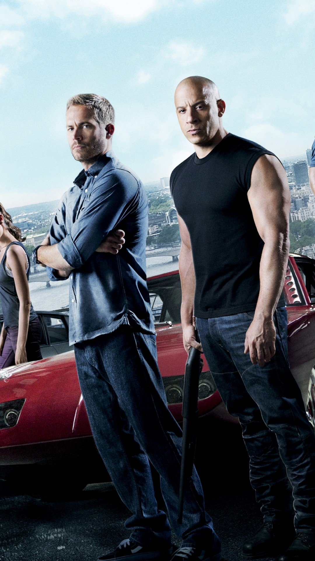 Vin Diesel Fast And Furious Wallpaper Wallpapertag