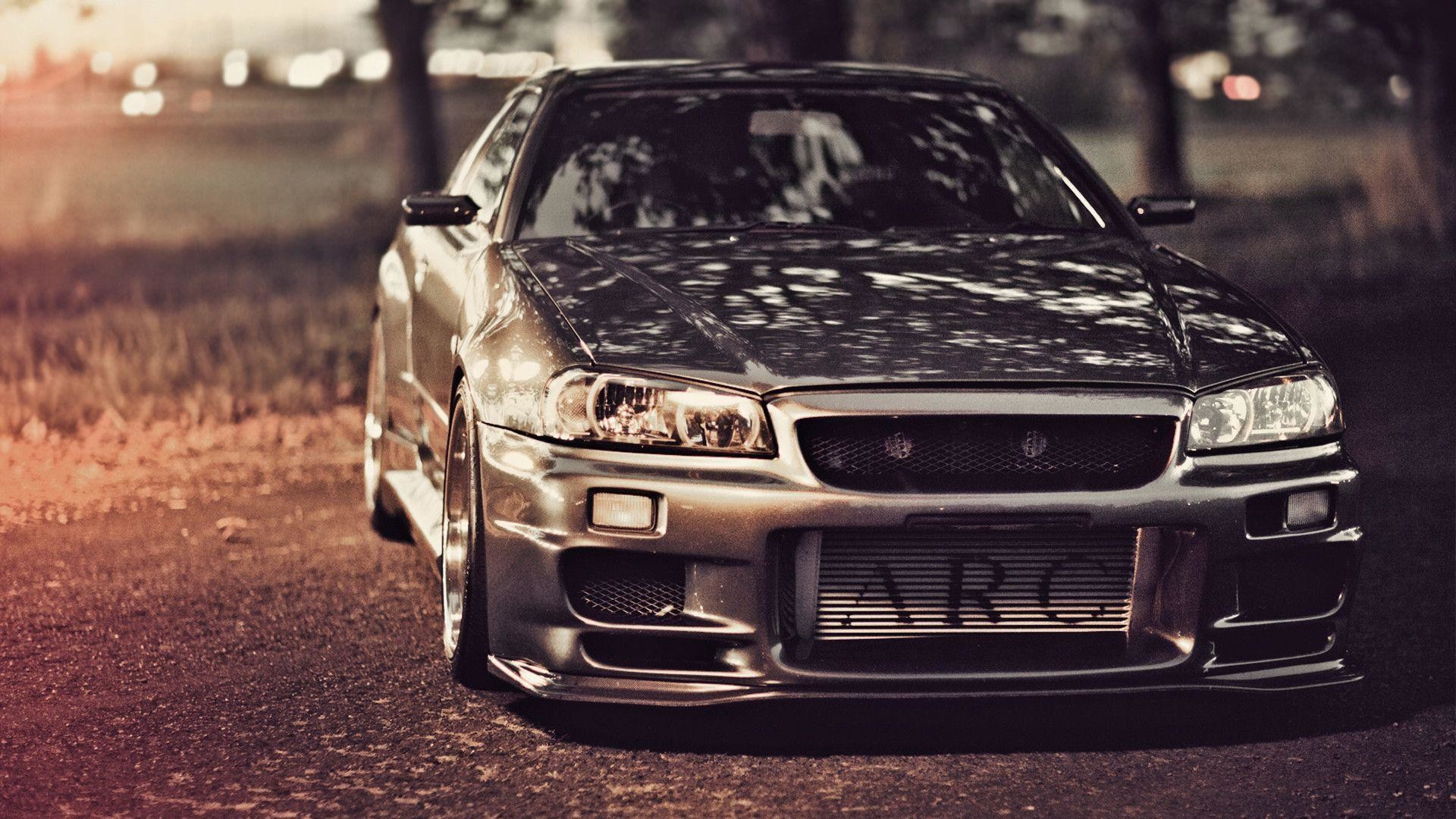 Nissan Gtr Hd Wallpaper >> Nissan Skyline R34 Wallpaper ·①