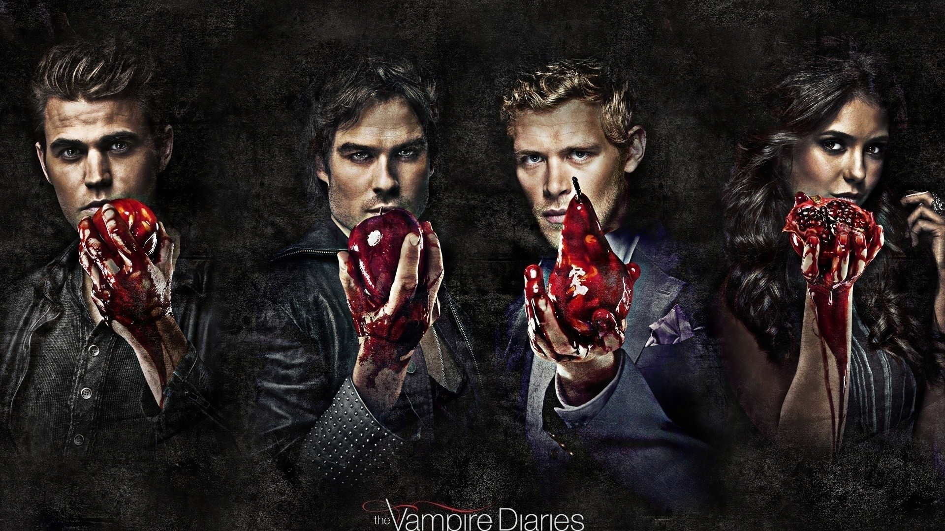 Vampire Diaries Backgrounds Wallpapertag