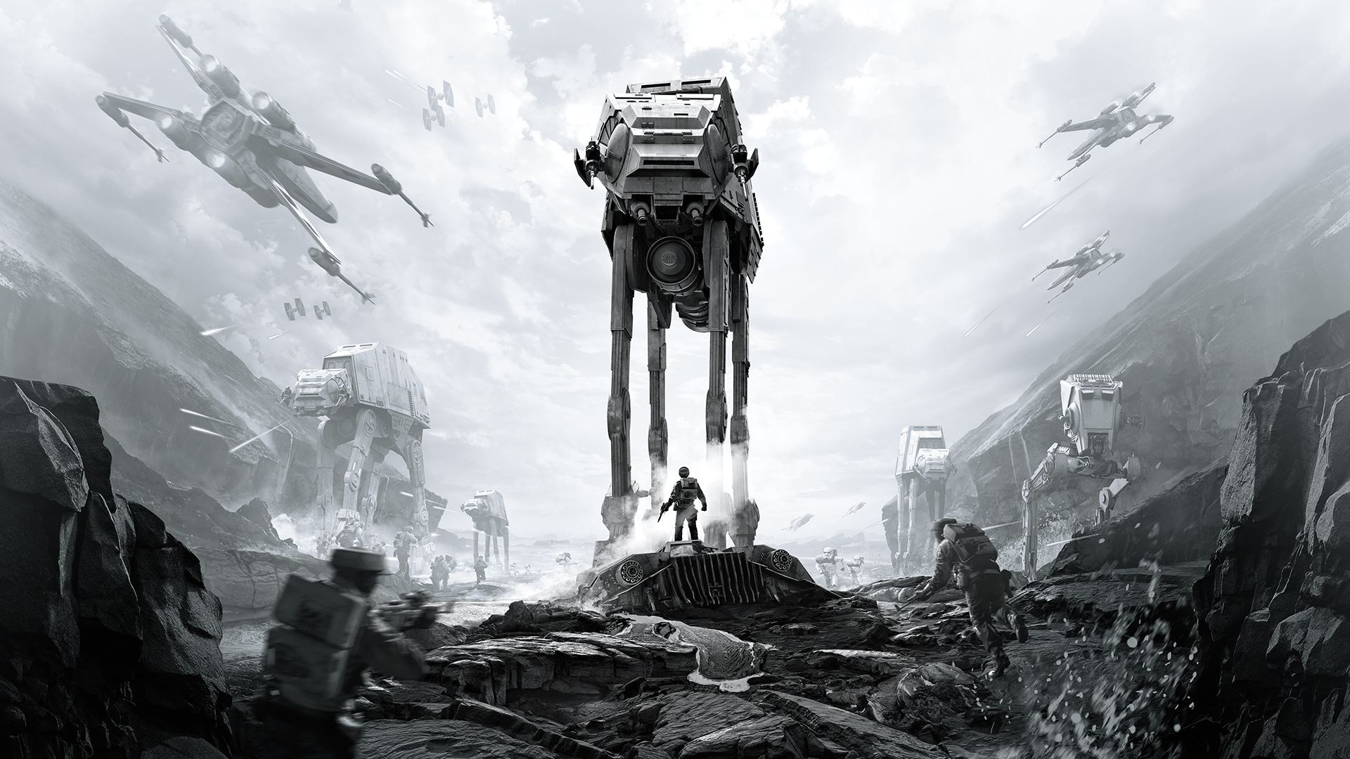Star Wars Battlefront Wallpaper Download Free Stunning Full Hd