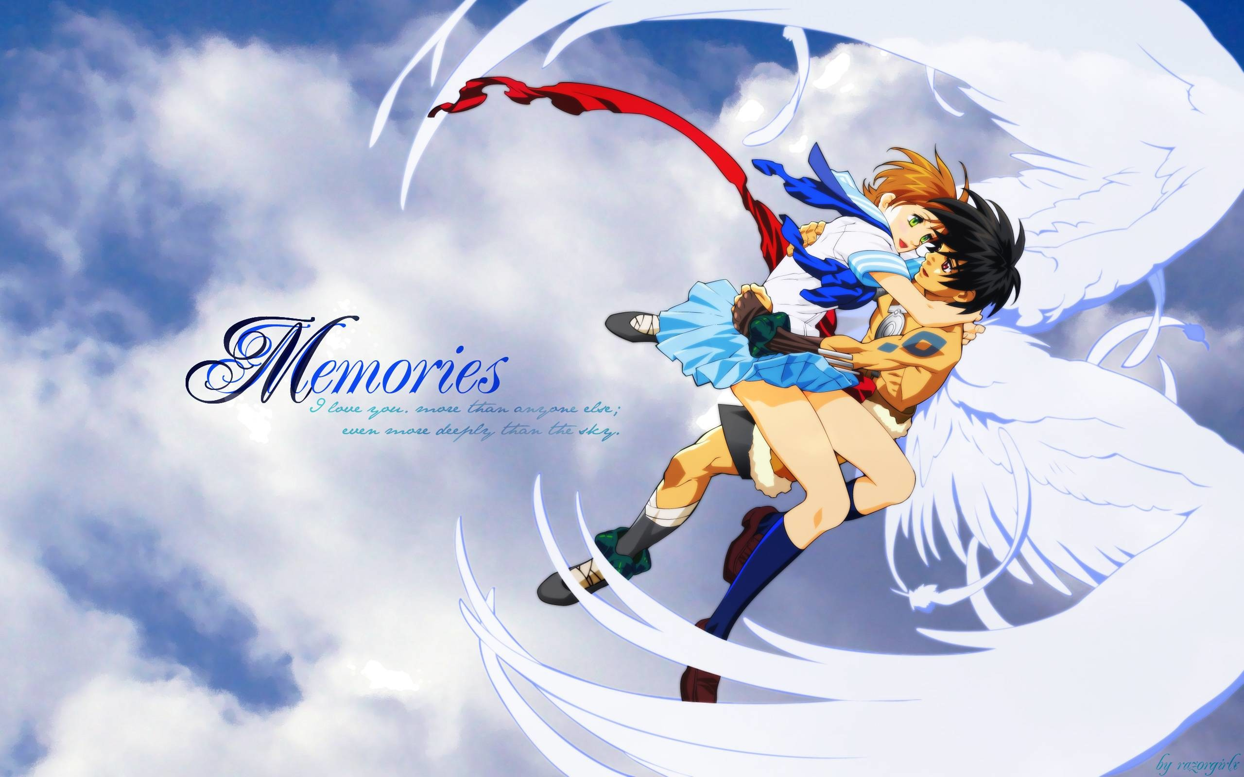 2560x1600 Pin Escaflowne Wallpapers Wallpaper Van Fanel The Vision Of On