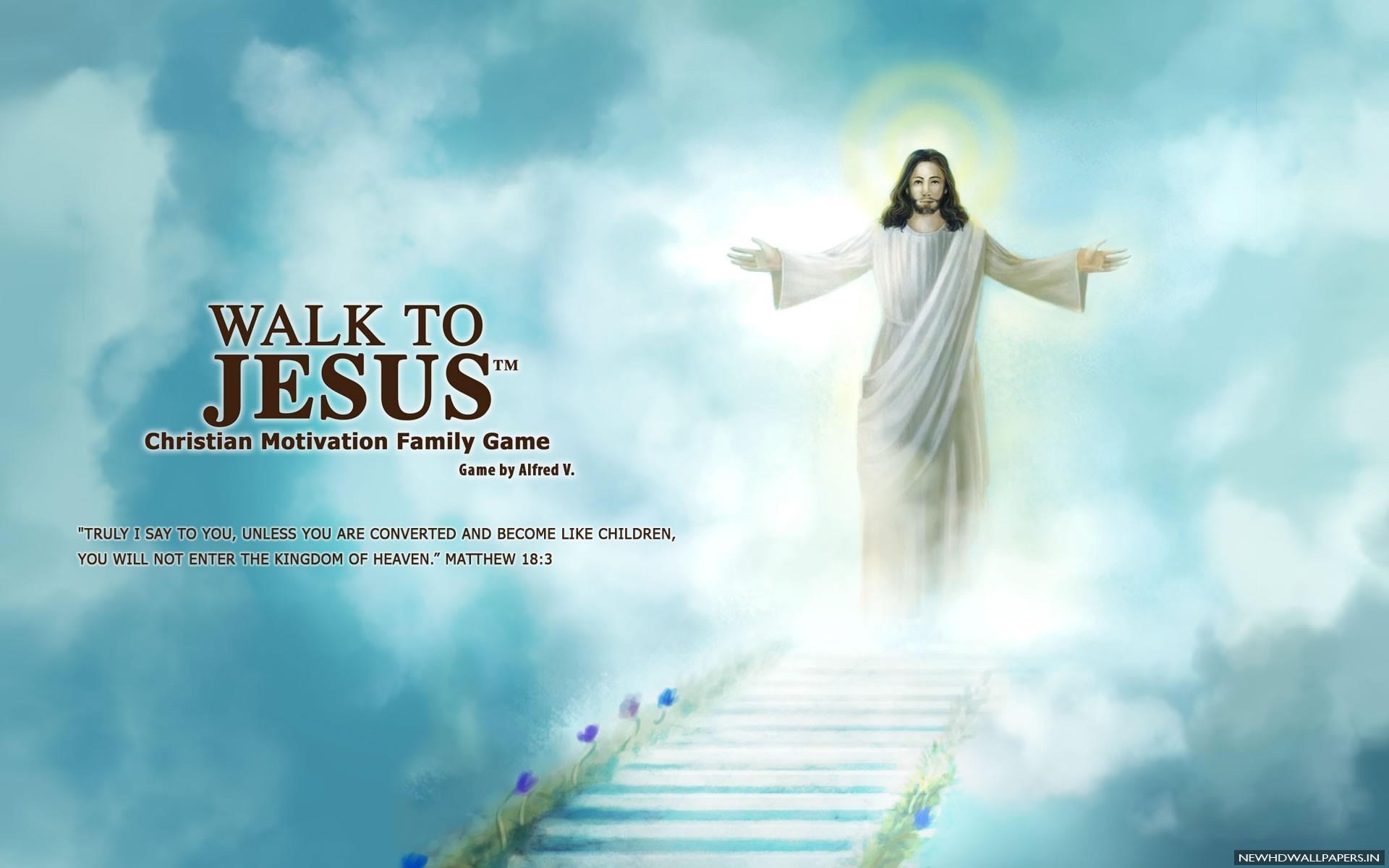 Jesus Wallpapers ①