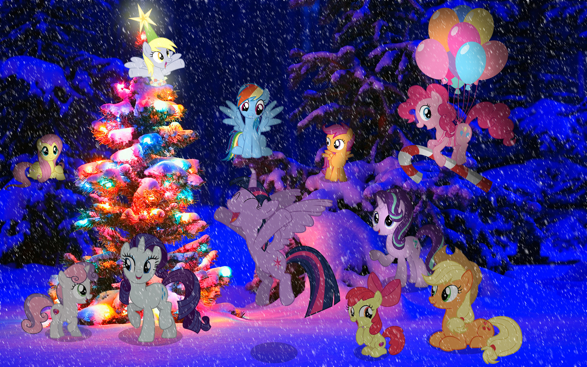 Free Christmas Wallpaper Backgrounds.Christmas Wallpaper Backgrounds For Computer Wallpapertag