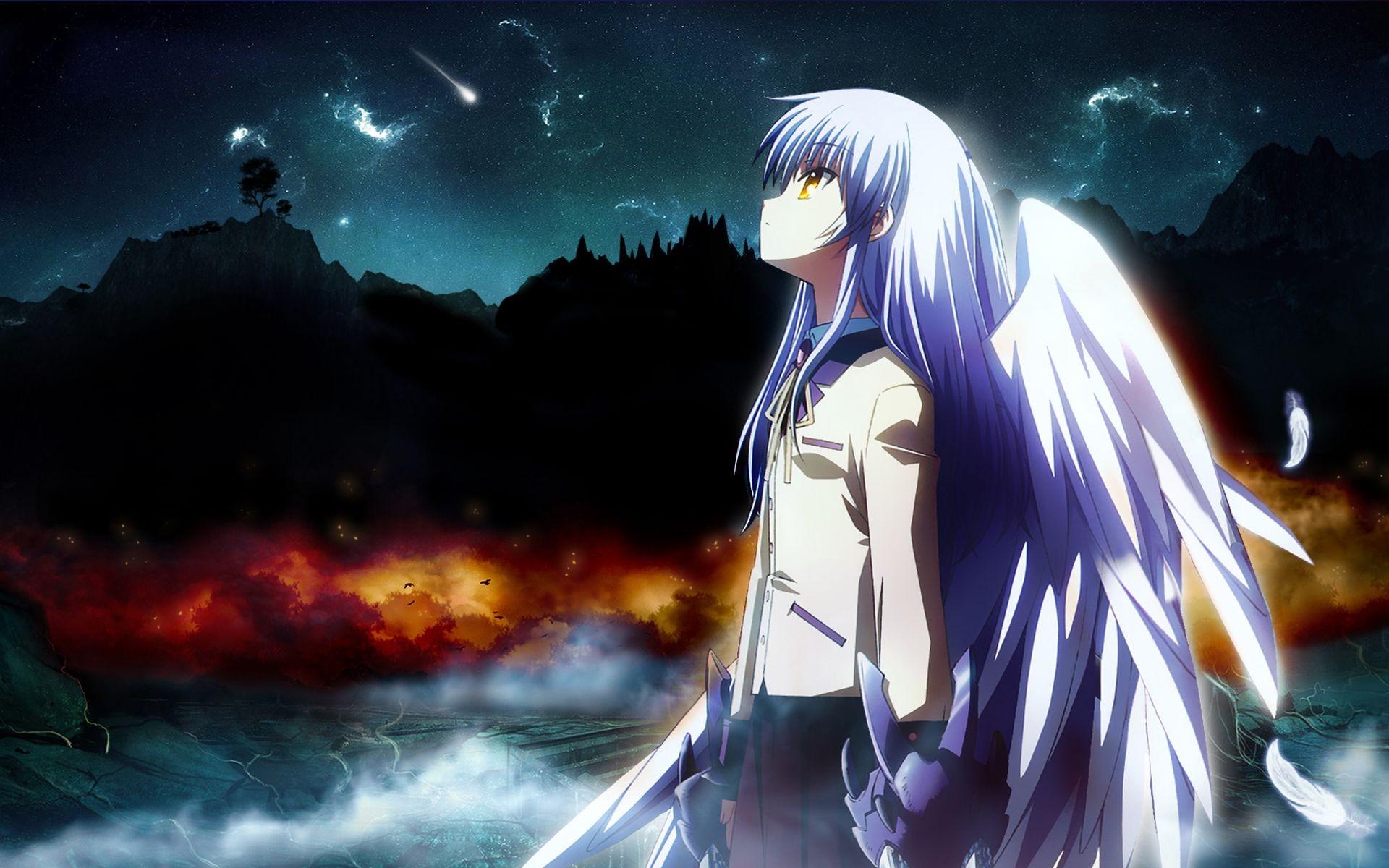 Angel Beats wallpaper ·① Download free amazing full HD ...