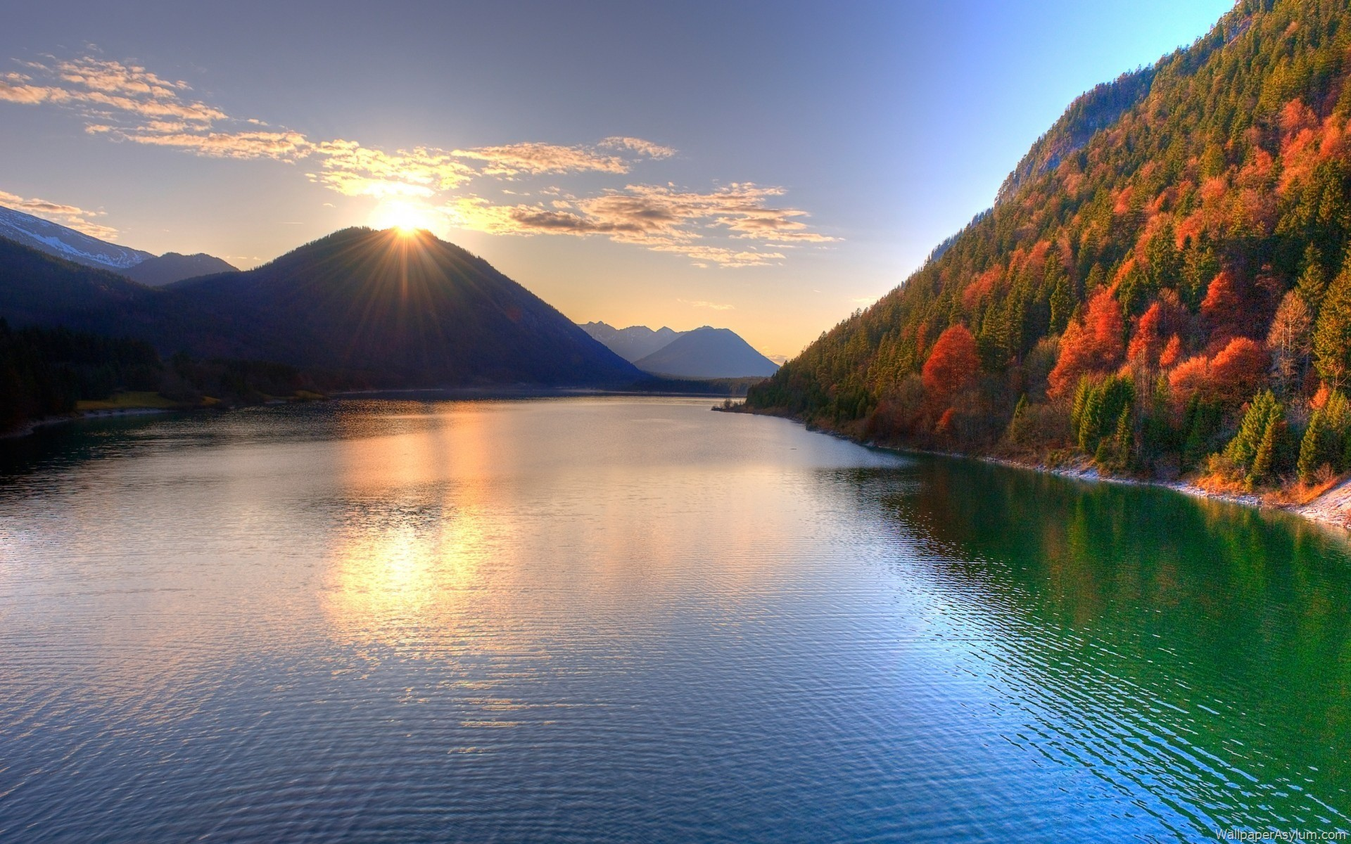 Amazing Scenery Wallpapers Wallpapertag